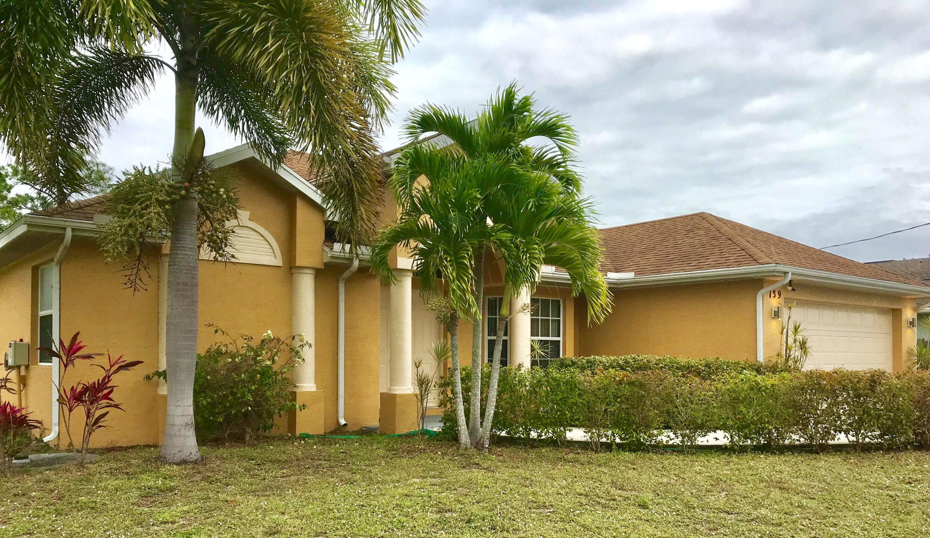 Home for sale in PORT ST LUCIE SECTION 18 Port Saint Lucie Florida