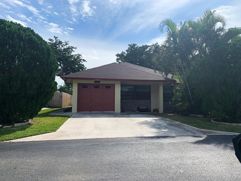 1358 Pines Lane 4 West Palm Beach, FL 33415