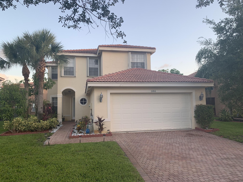 11416 Sage Meadow Terrace Royal Palm Beach, FL 33411