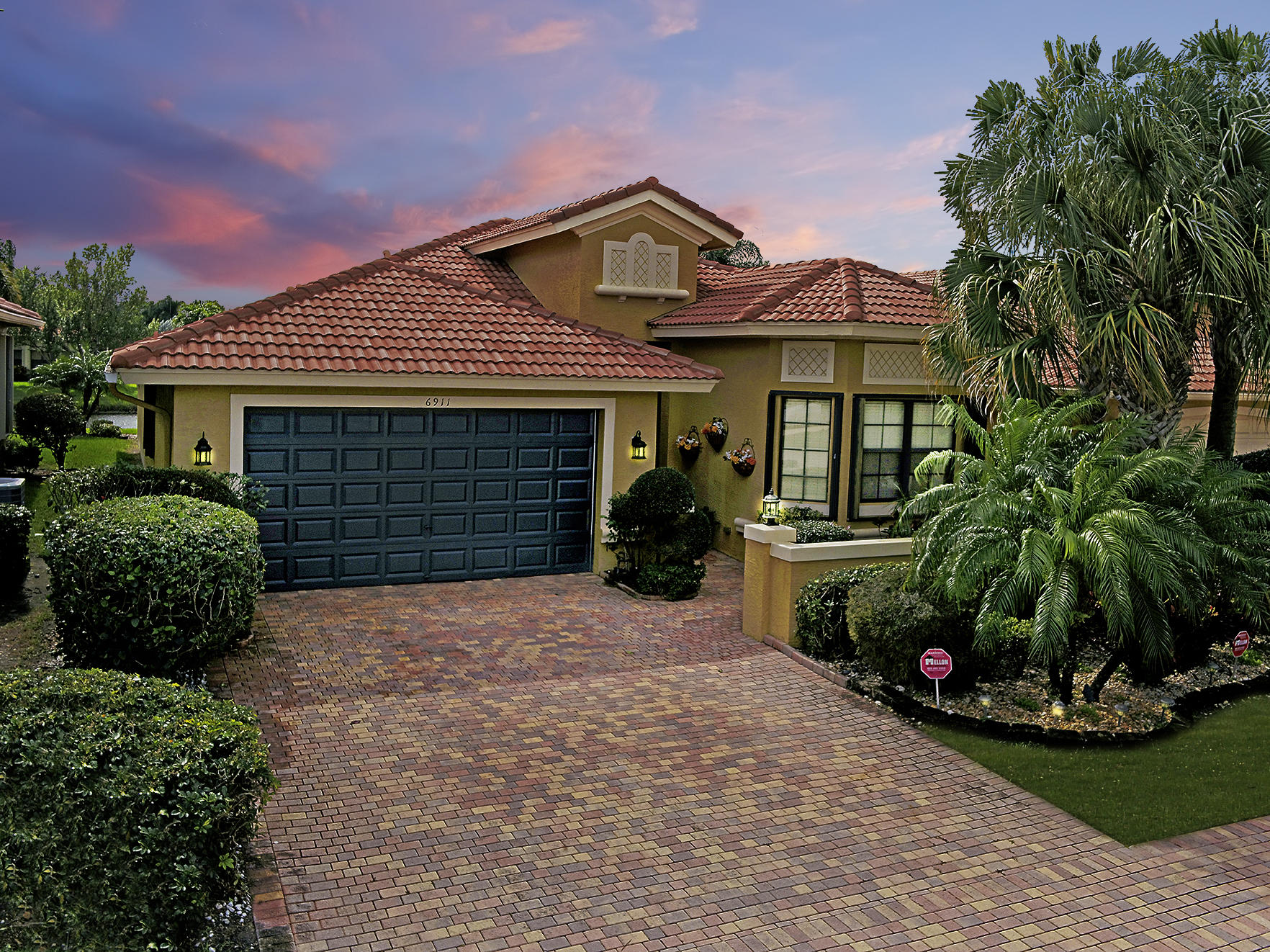 6911 Boscanni Drive  Boynton Beach FL 33437