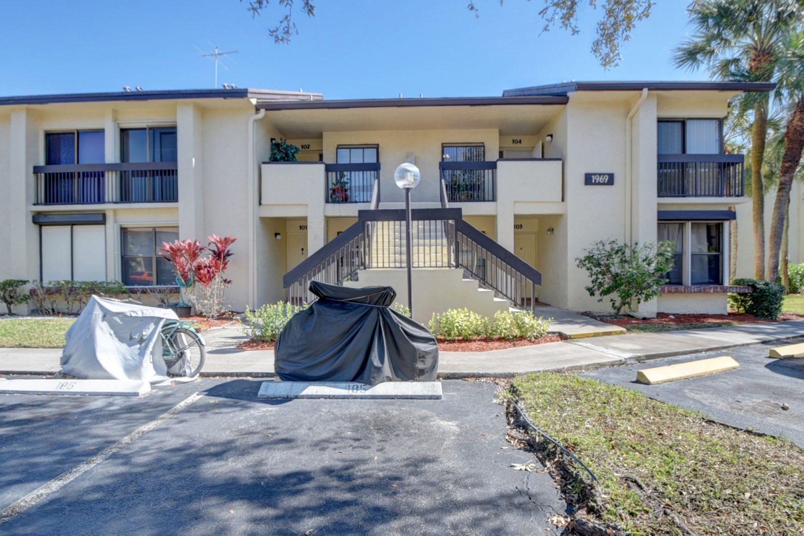 Home for sale in MEADOWRIDGE EAST CONDO Deerfield Beach Florida