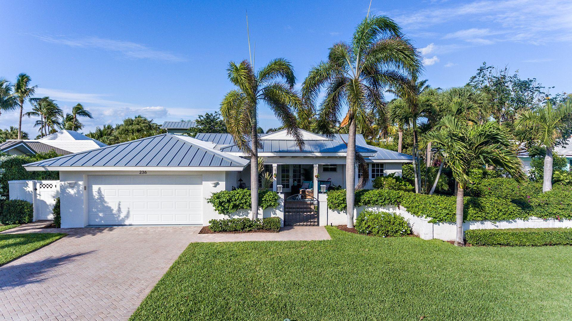 New Home for sale at 236 Beacon Lane in Jupiter Inlet Colony
