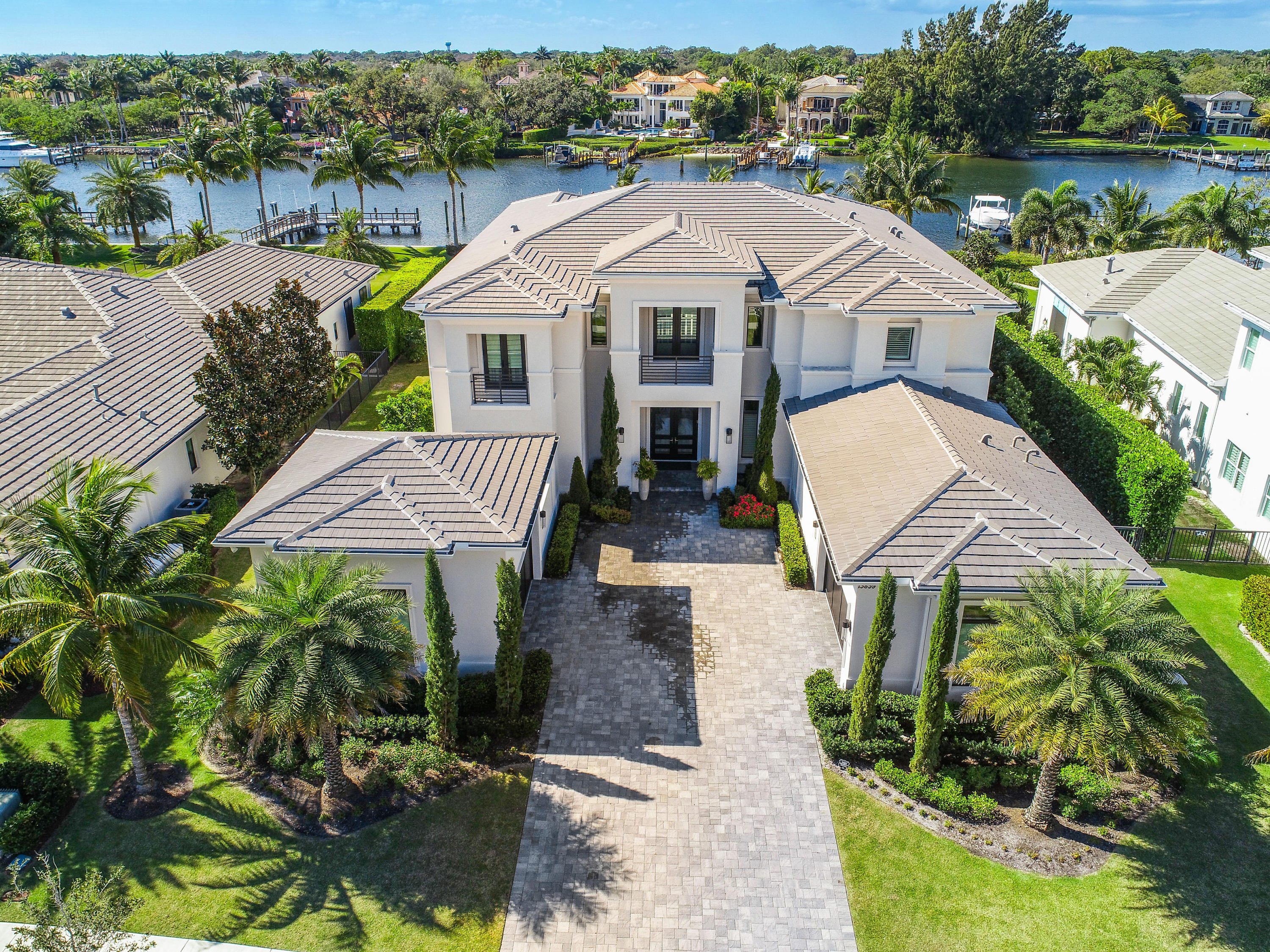 13839 Baycliff Drive, North Palm Beach, Florida 33408, 5 Bedrooms Bedrooms, ,7.1 BathroomsBathrooms,A,Single family,Baycliff,RX-10597605