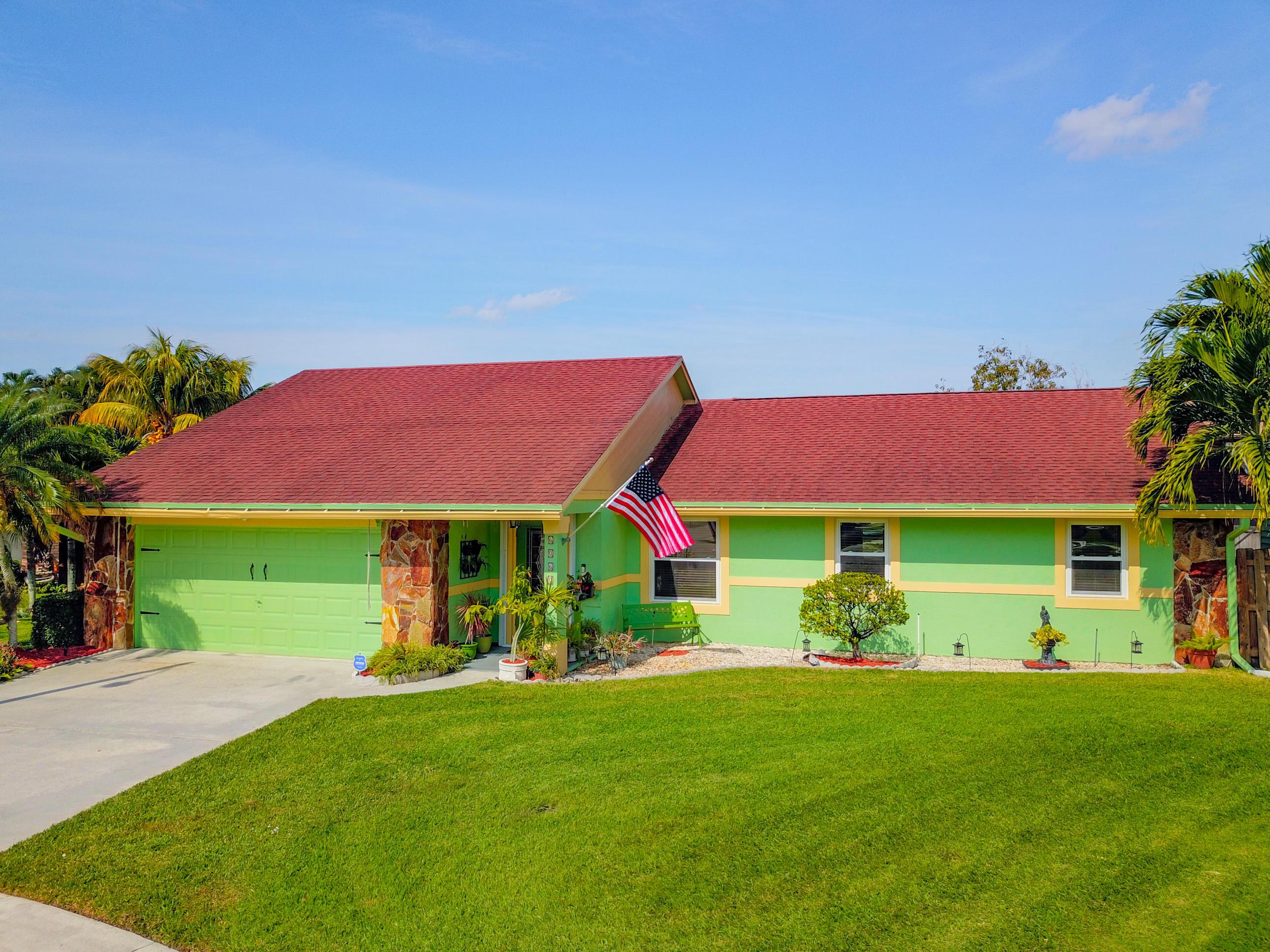 6060 Birch Tree Terrace Lake Worth, FL 33467