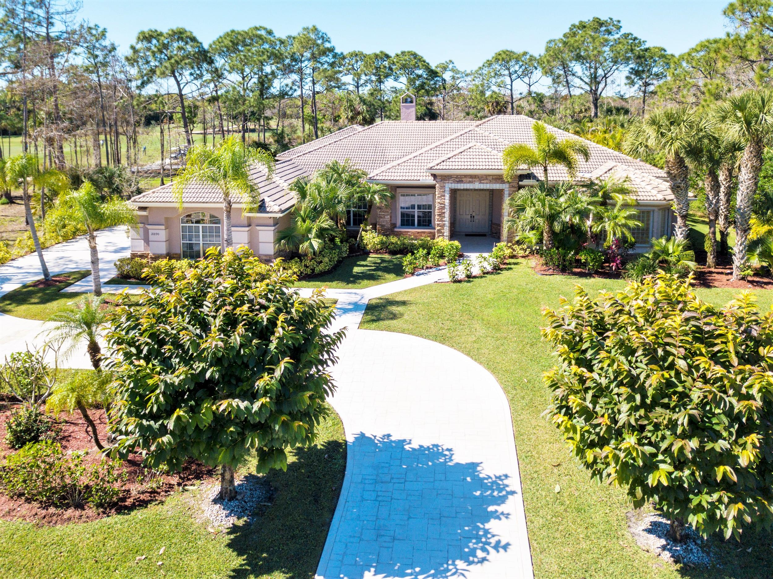 Home for sale in Old Trail Jonathan's Landing Jupiter Florida