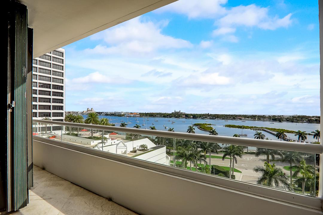 529 S Flagler Drive, 8f - West Palm Beach, Florida