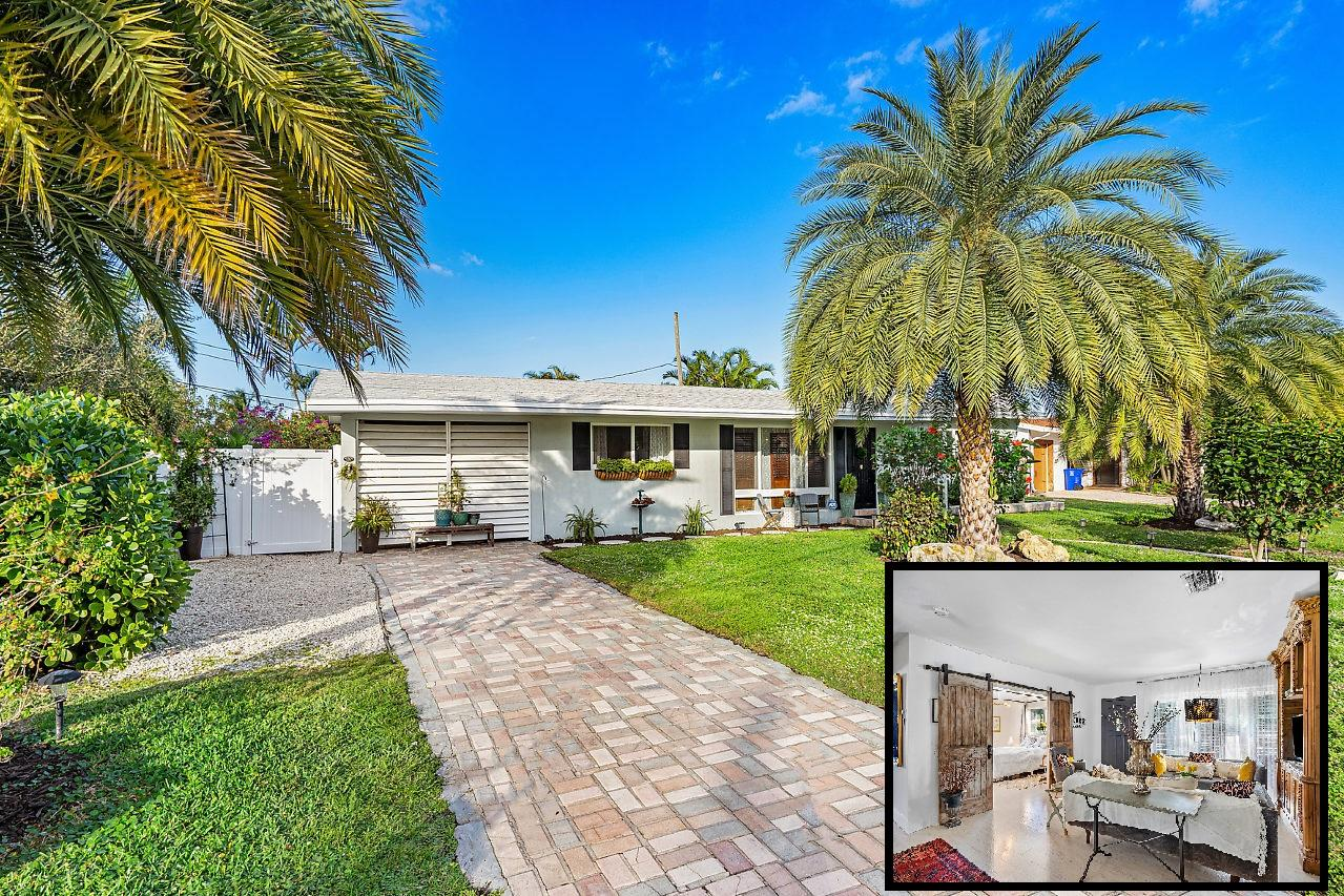 Home for sale in 7-48-43 PT OF SE1/4 OF NW Deerfield Beach Florida