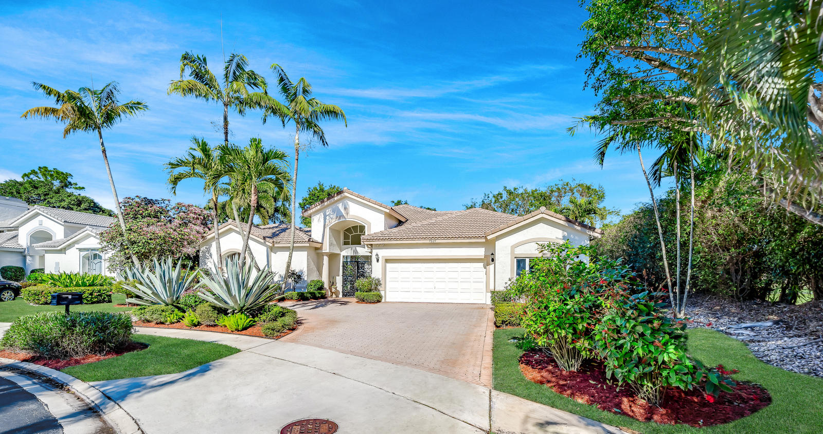 Home for sale in Boca Pointe,la Corniche Boca Raton Florida
