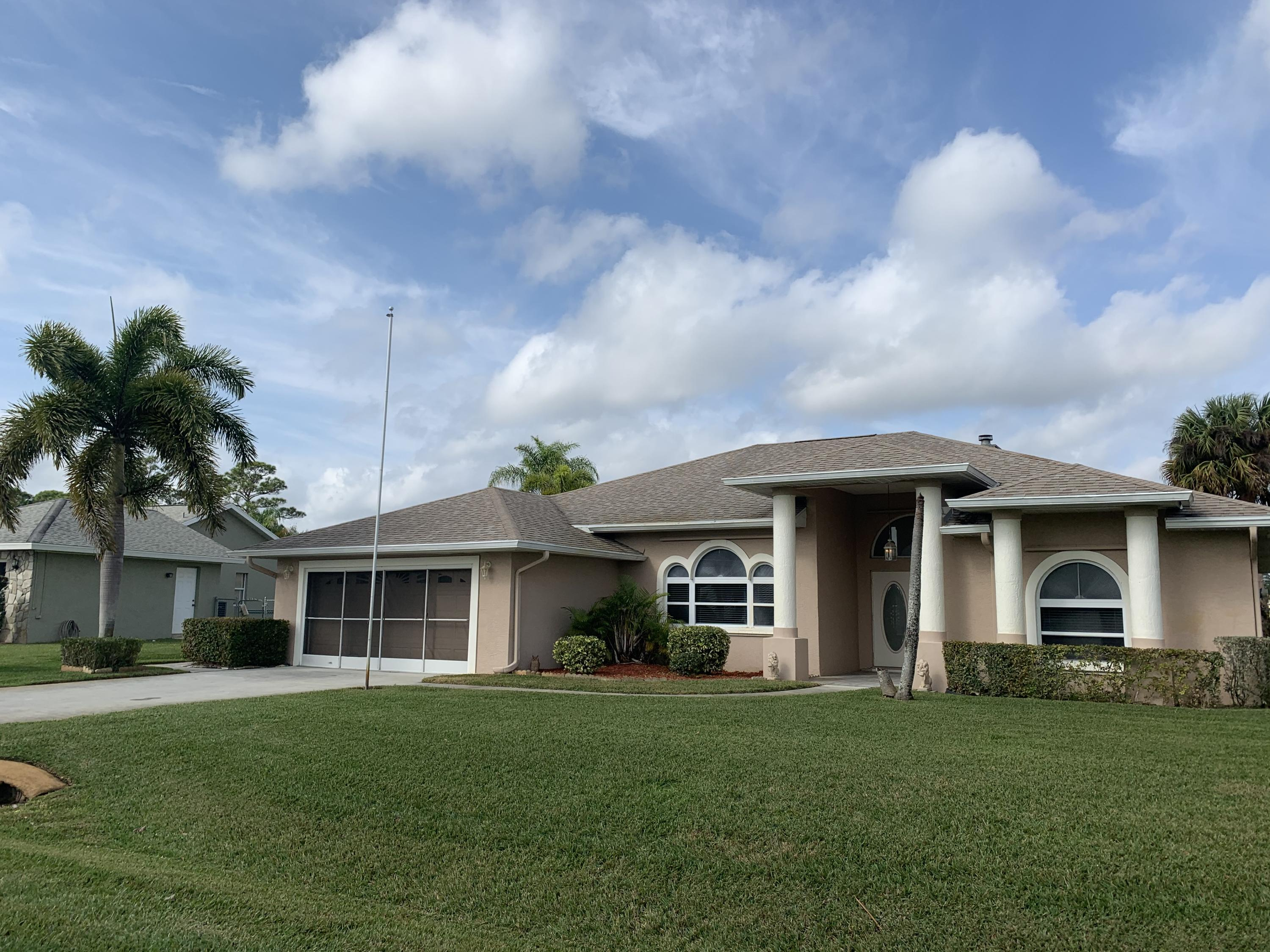 Home for sale in HOLIDAY PINES SUBDIVISION Fort Pierce Florida