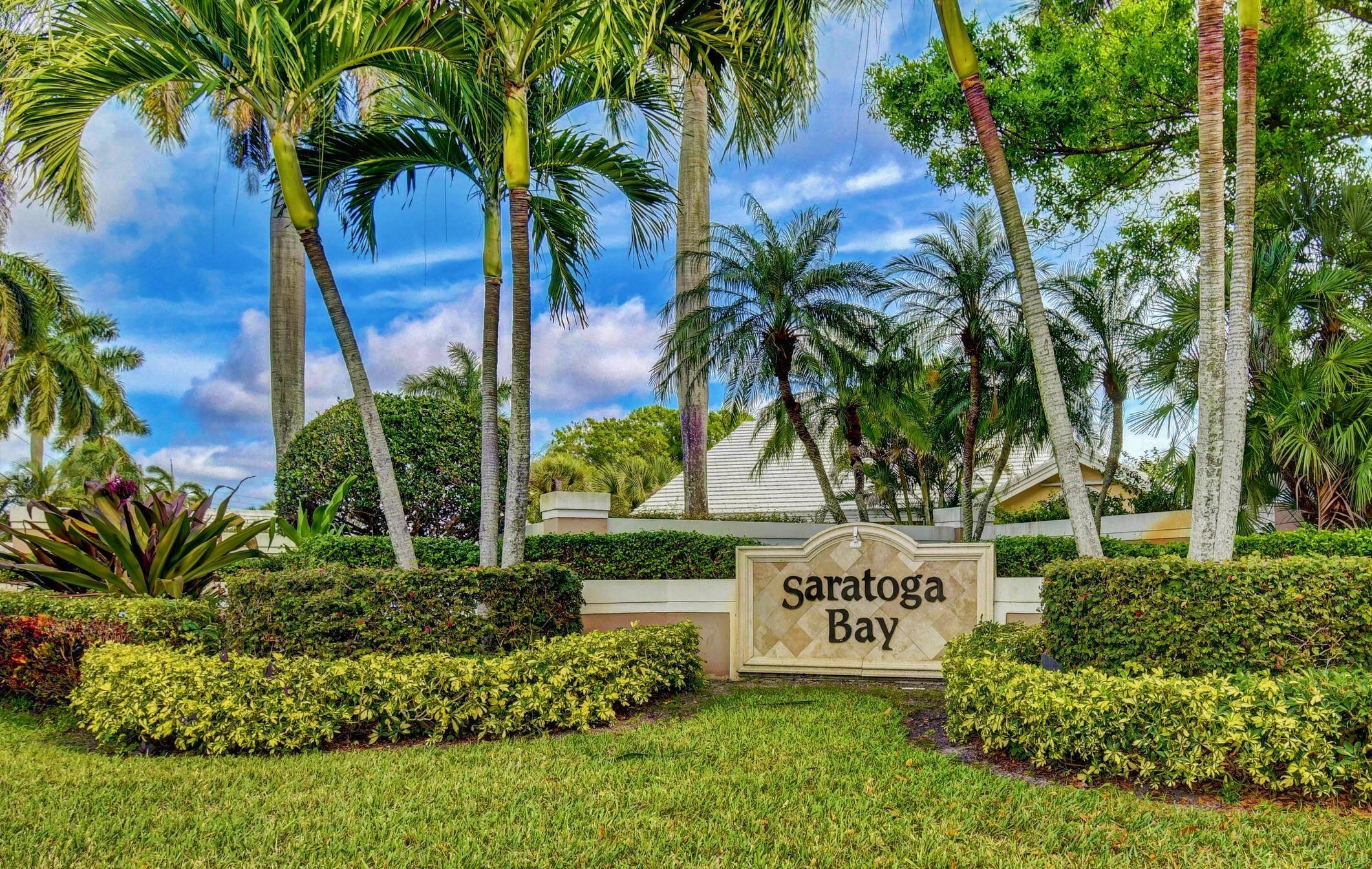Saratoga Bay Entrance