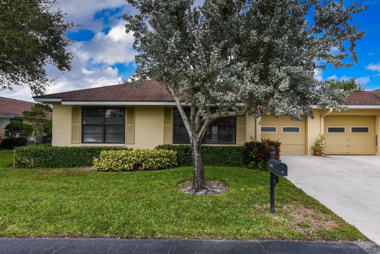 Home for sale in Bent Tree Villas East Boynton Beach Florida