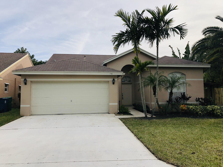 150 Heatherwood Drive Royal Palm Beach, FL 33411