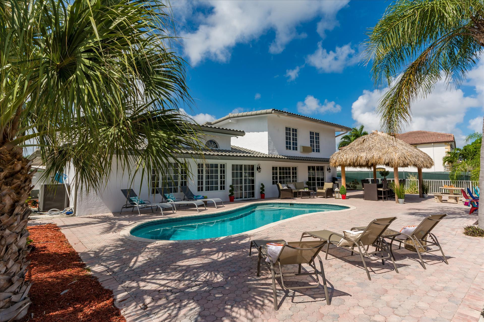 Home for sale in CORAL KEY VILLAS 3RD SEC Lighthouse Point Florida