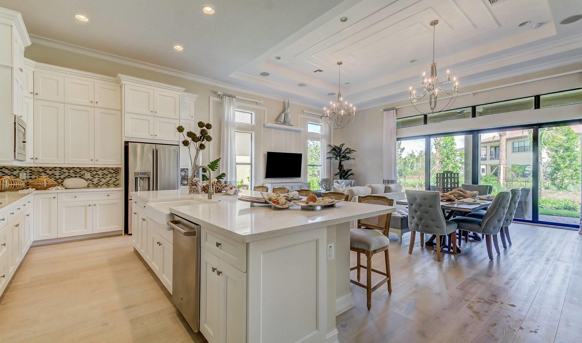 Home for sale in Four Seasons At Parkland Parkland Florida