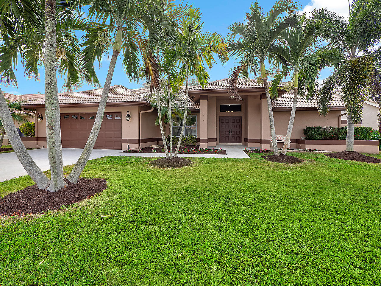 Home for sale in WINSTON TRAILS PAR 5 Lake Worth Florida
