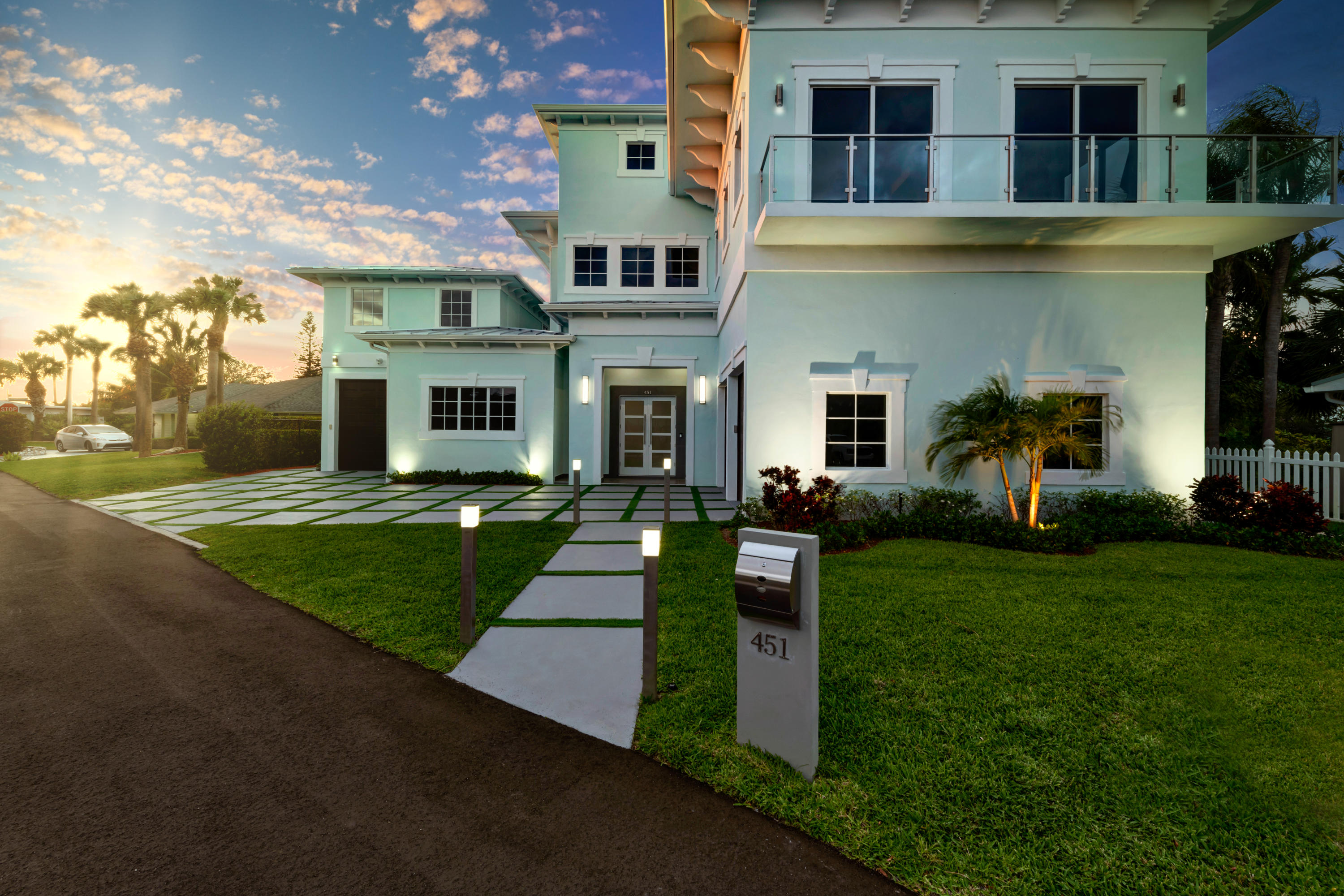 New Home for sale at 451 Juno Lane in Juno Beach