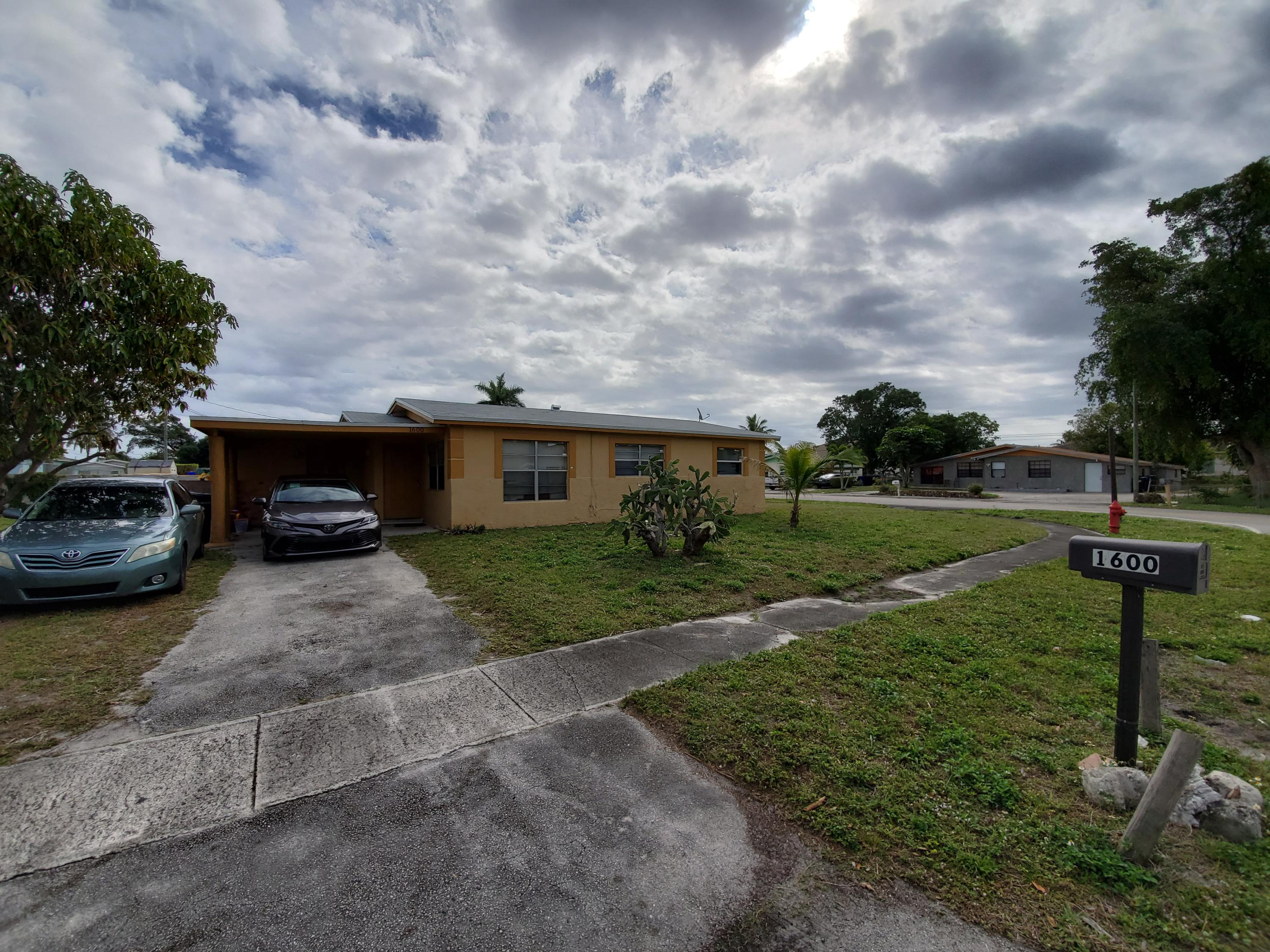 1600 NW 28th Avenue Fort Lauderdale, FL 33311