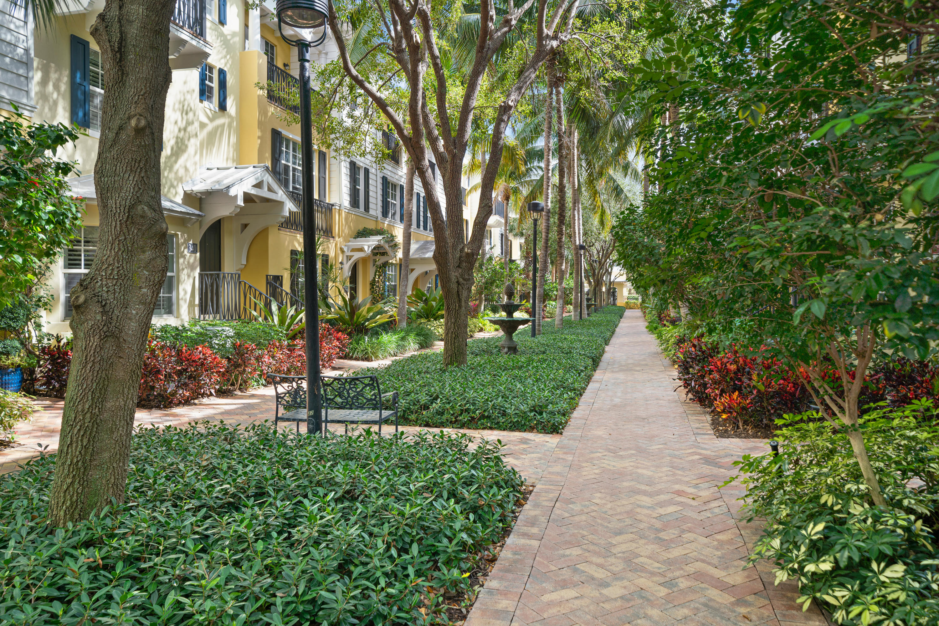 Home for sale in ANNEX AT MAGNOLIA COURT CONDO West Palm Beach Florida