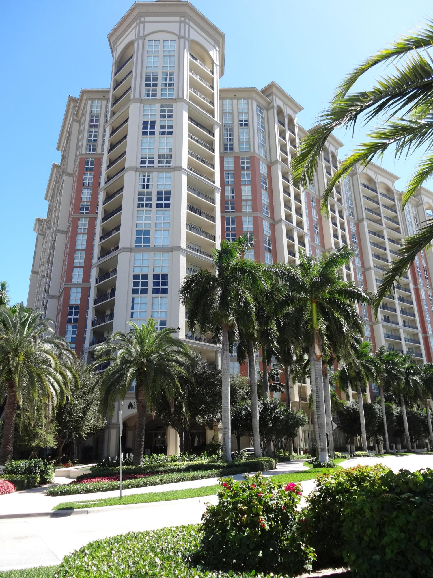 Home for sale in City Place South Tower Condo West Palm Beach Florida