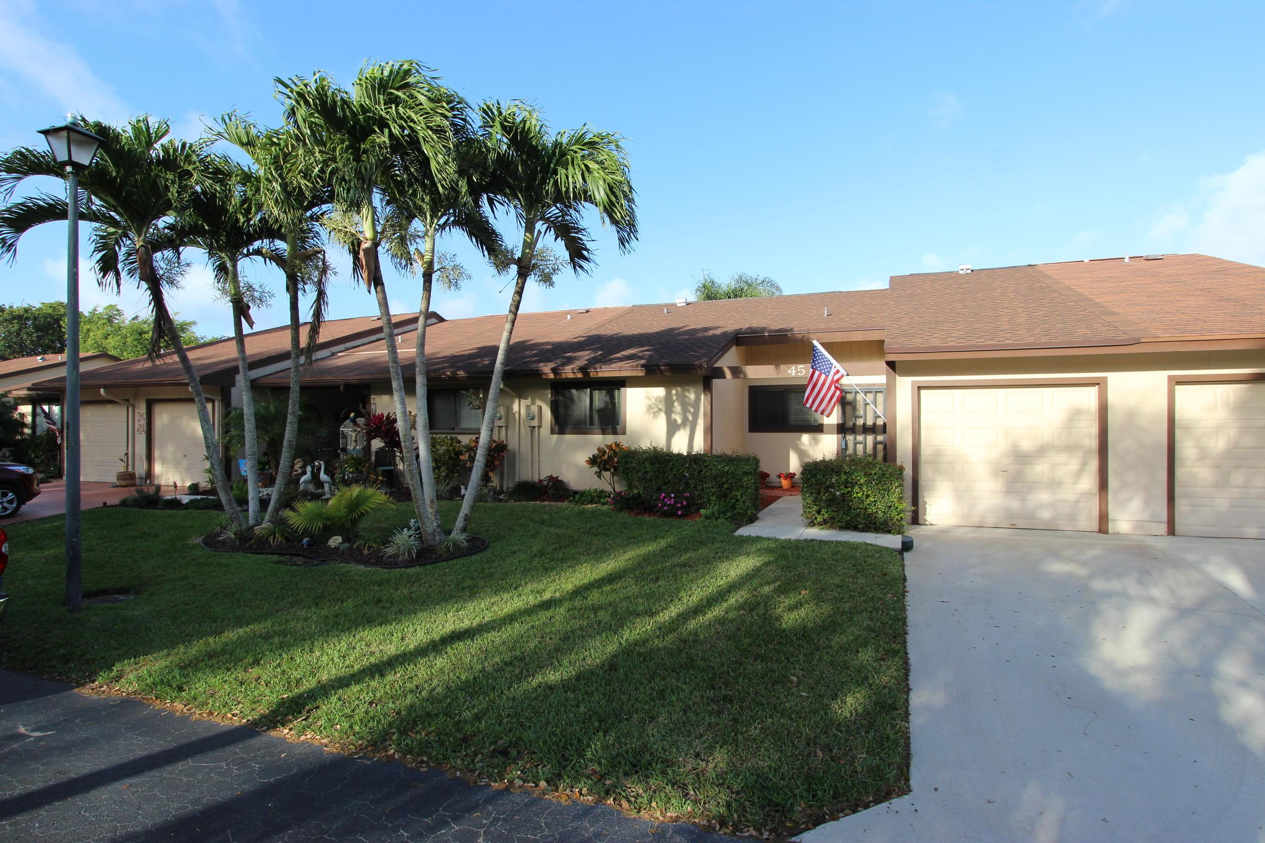 45 Mayfair Lane Boynton Beach, FL 33426