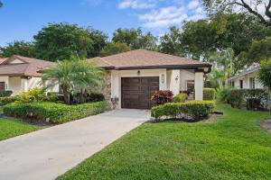 Built in 1988, this single family home in the desirable Fairmont Place Community is waiting for the new buyer to make it their own. Great floor plan includes 3 bedrooms, 2 baths, 1 car garage with spacious Florida Room. Roof replaced in 2018. Accordion shutters for peace of mind.. Conveniently located between Boynton Beach Blvd and Woolbright Rd off of Military Trail.  This 55+ Active Adult community includes amenities to enjoy year round. The clubhouse is the center for social and recreational activity & offers a fitness center, lounge, multi-purpose room, outdoor pool, patio and heated spa, tennis & billiards. HOA includes lawn care, basic cable and common areas of this beautiful tree-lined neighborhood. A short drive to the beach & near shopping, dining, entertainment & major highways