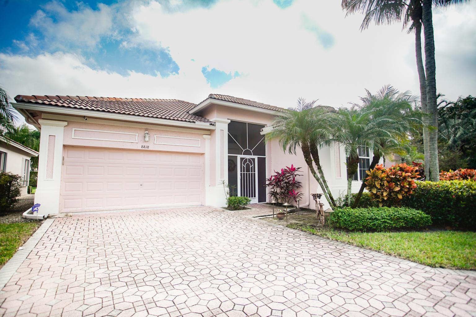 8818 Downing Street  Boynton Beach FL 33472