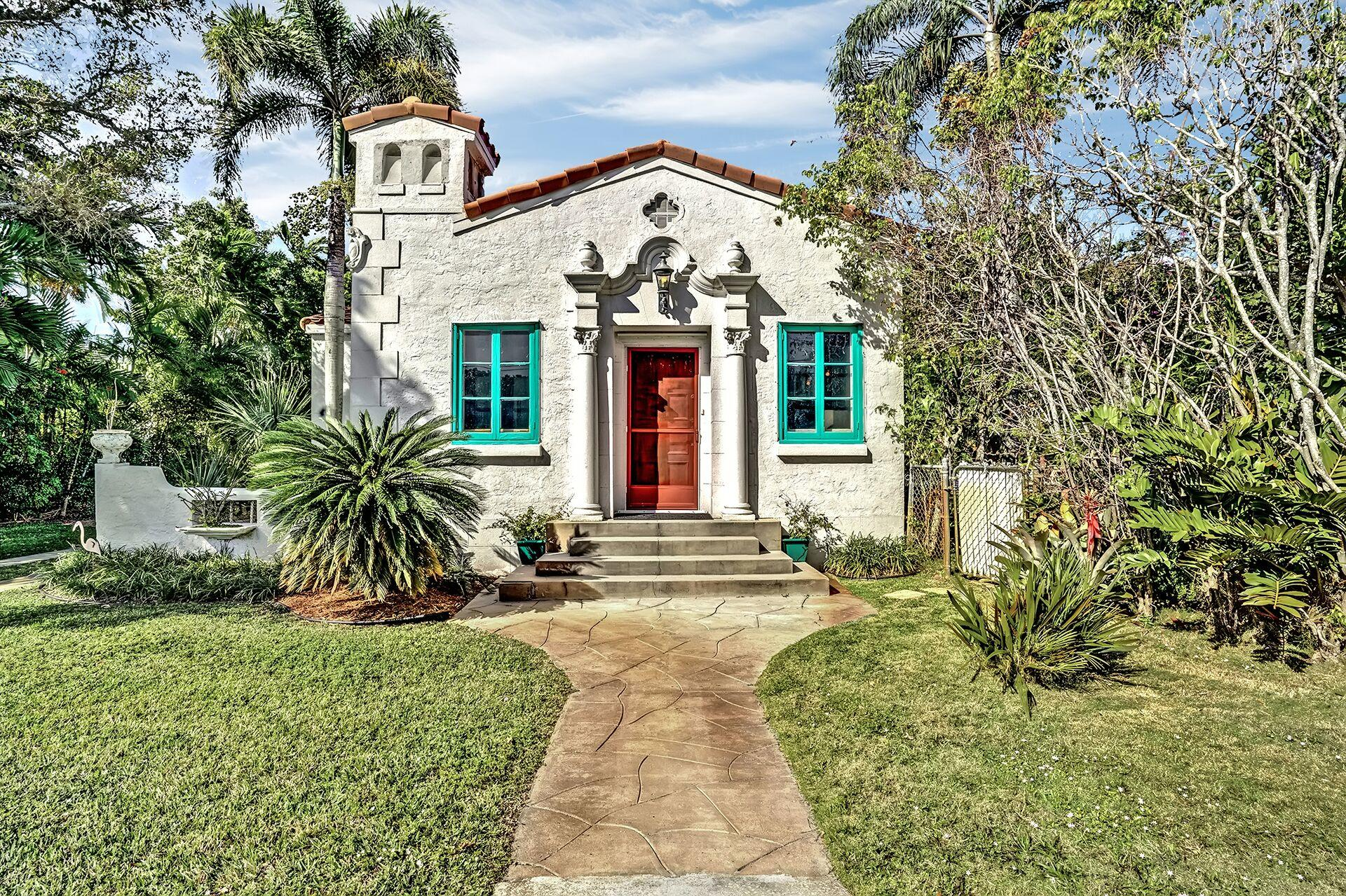Home for sale in Downtown Delray/lake Ida Neighborhood Delray Beach Florida
