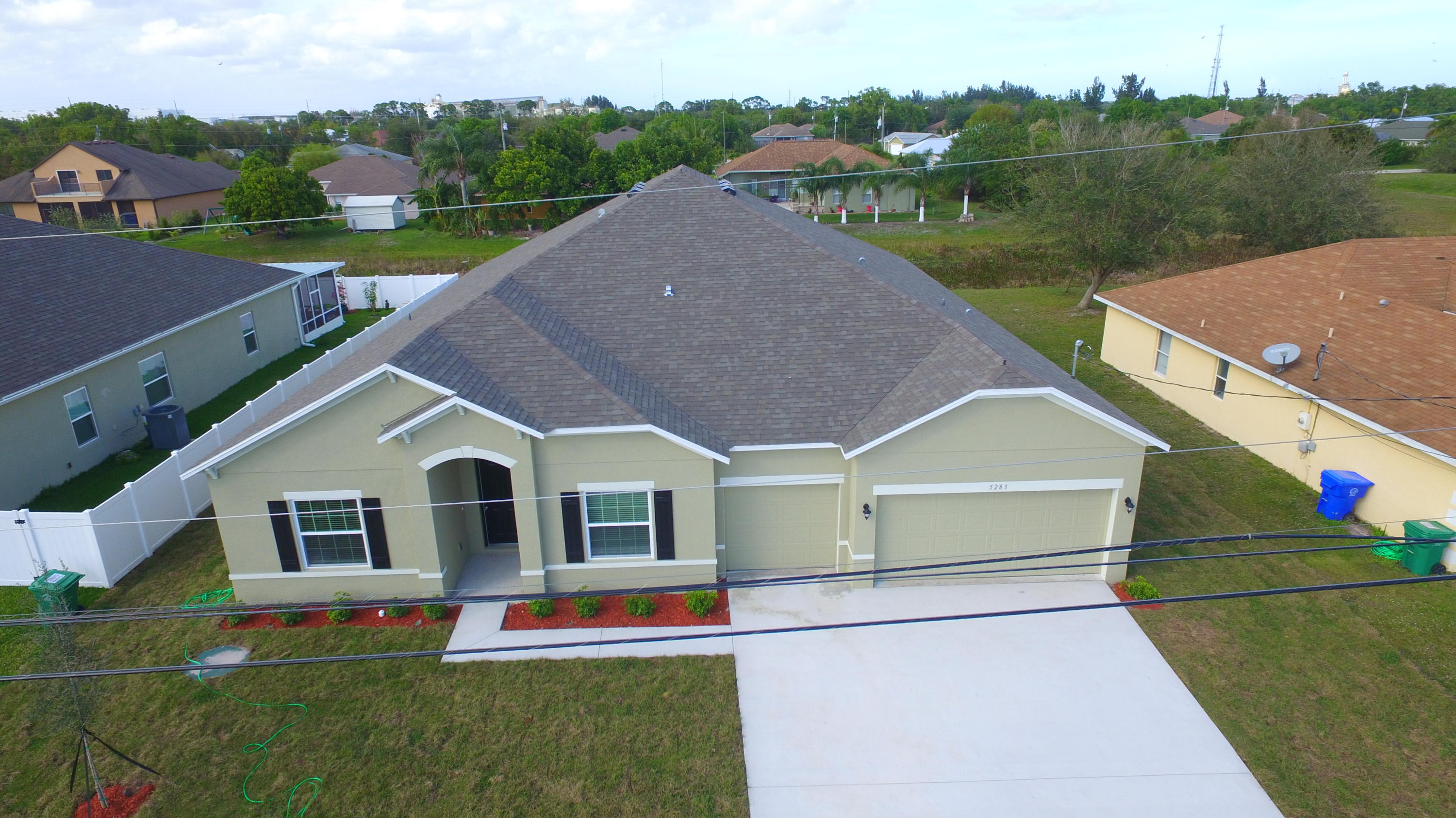 Photo of 5283 S Delwood Drive, Port Saint Lucie, FL 34986