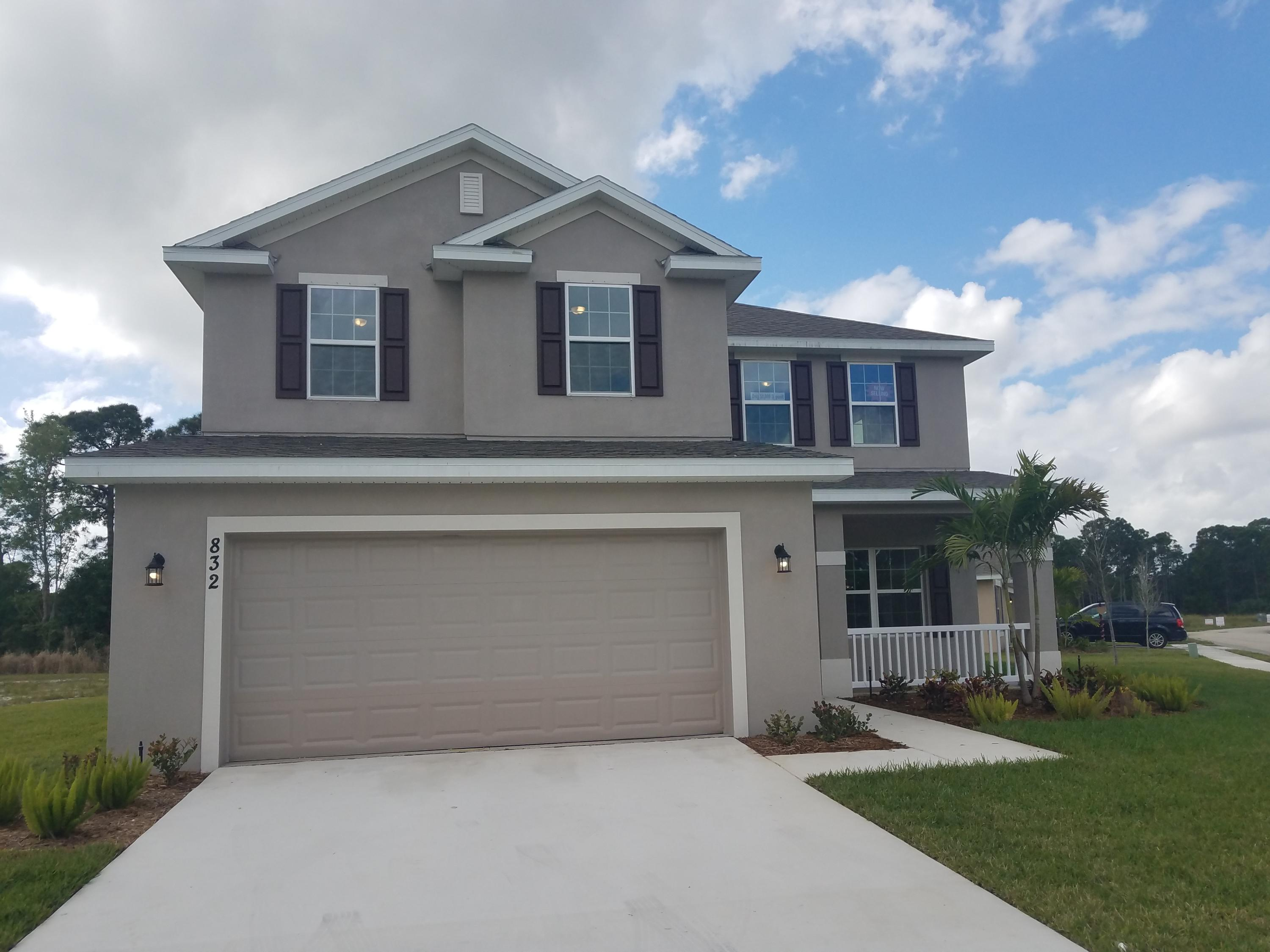 RIVER PLACE ON THE ST. LUCIE REAL ESTATE