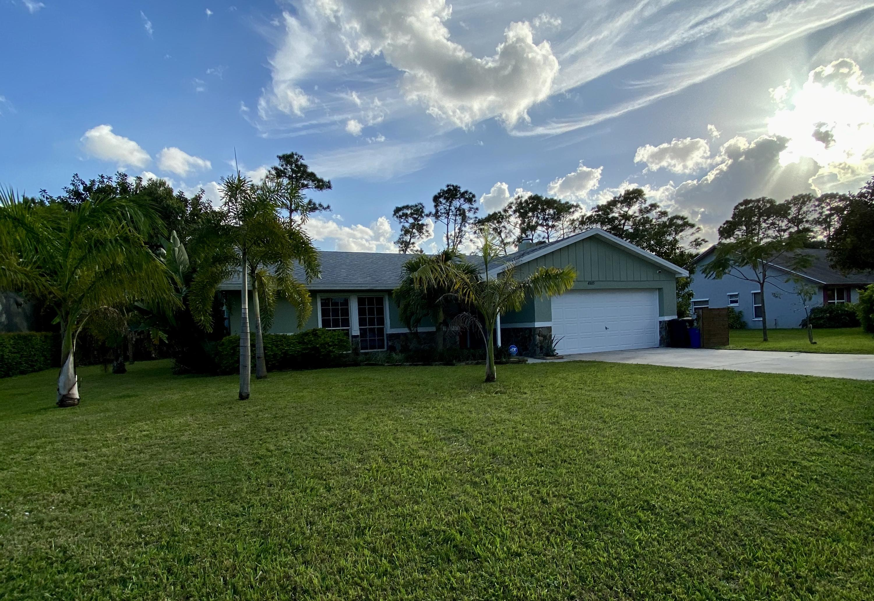 Home for sale in HOLIDAY PINES SUBDIVISION PHASE IIB Fort Pierce Florida