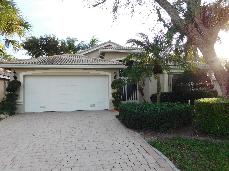 Home for sale in Villa Borghese Delray Beach Florida