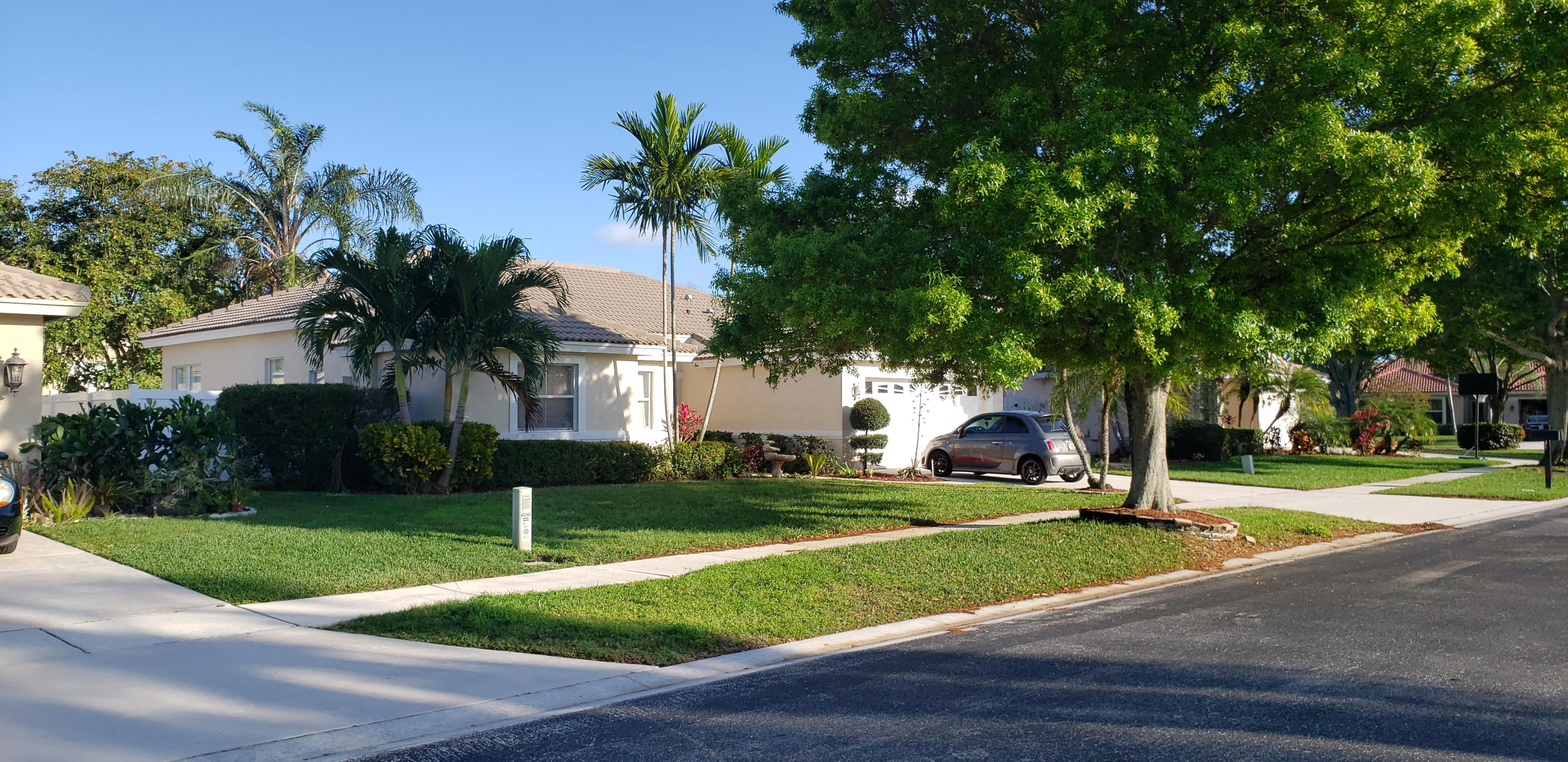 Home for sale in Las Colinas Village Lake Worth Florida