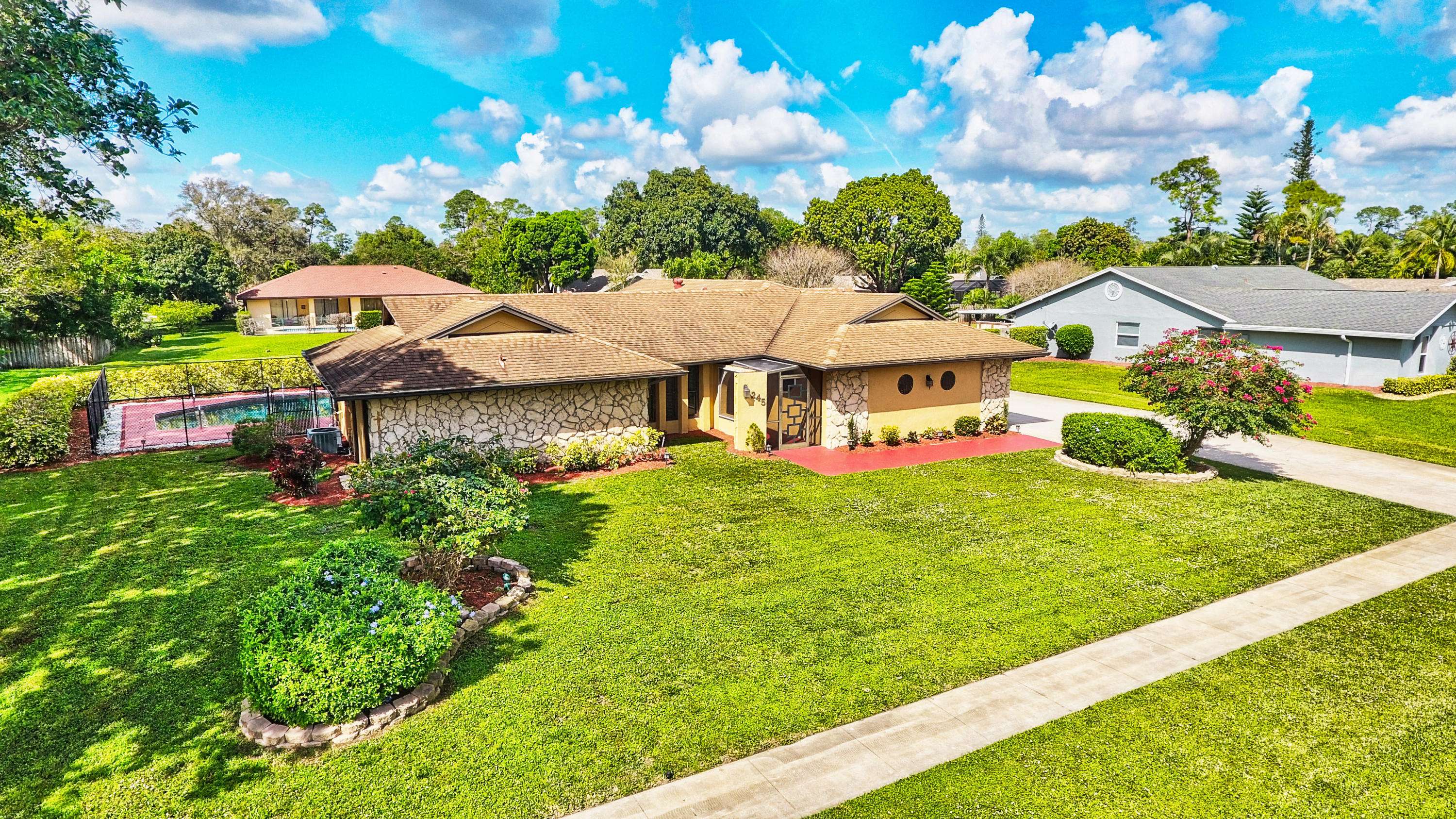 Home for sale in Pinewood East 2 Wellington Florida