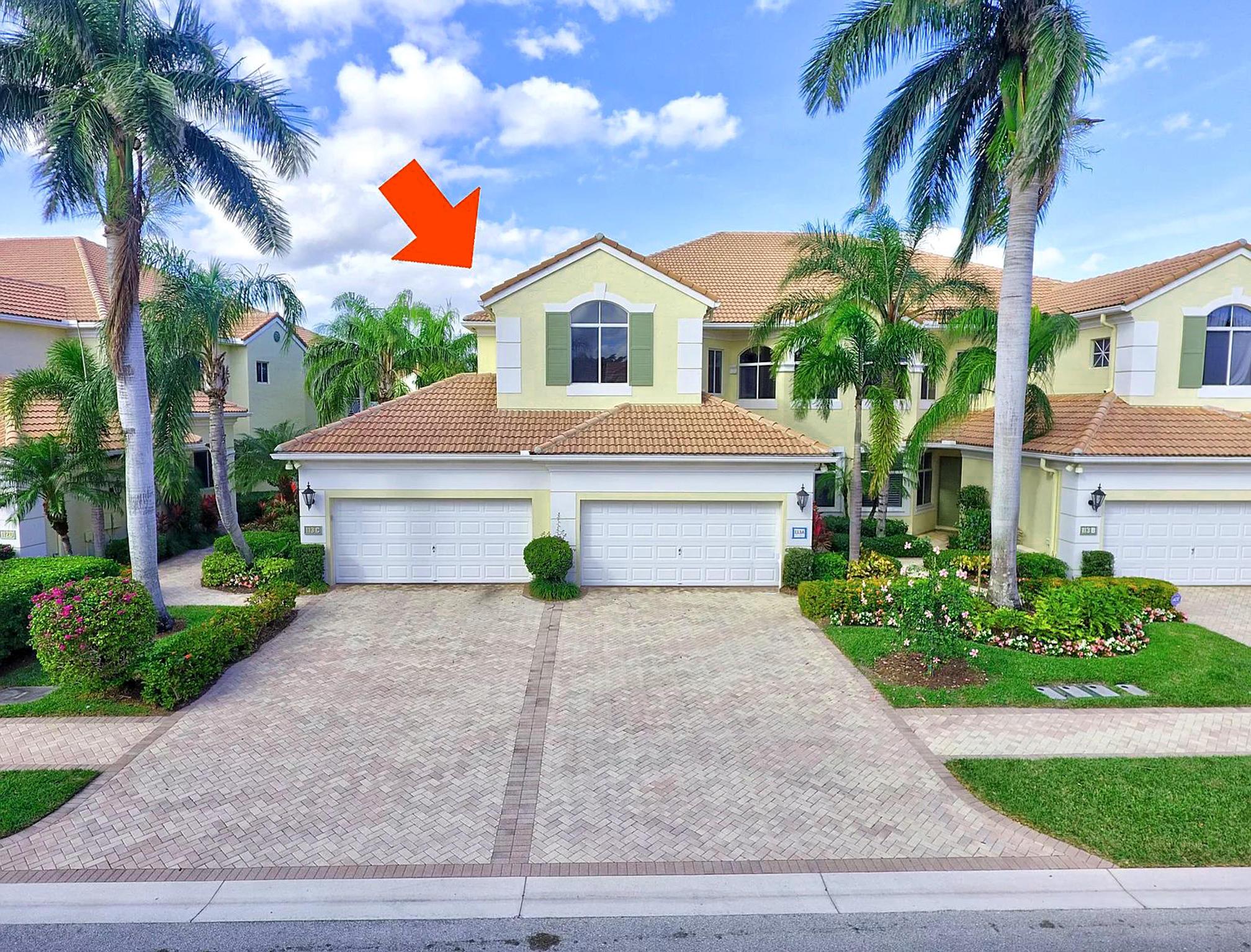 113 Palm Bay Drive C, Palm Beach Gardens, Florida 33418, 3 Bedrooms Bedrooms, ,3 BathroomsBathrooms,A,Condominium,Palm Bay,RX-10603081