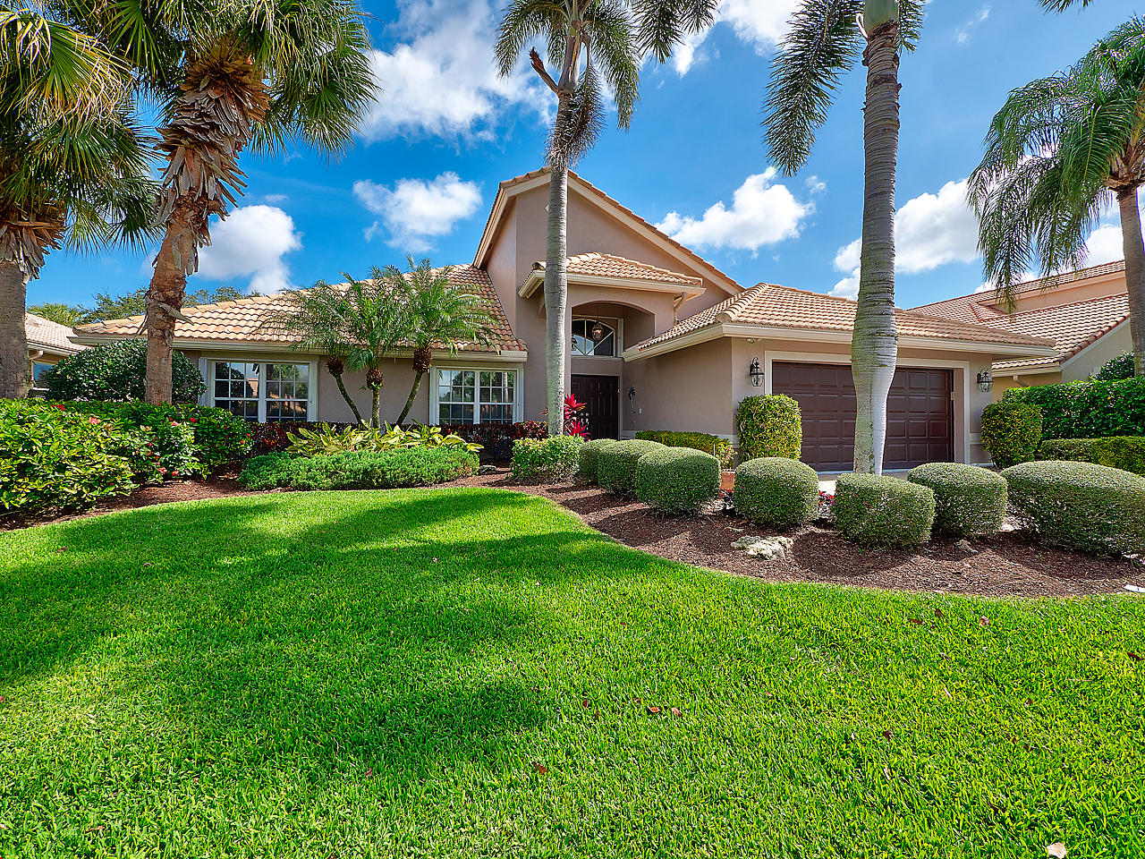 Home for sale in Lakeridge Falls Boynton Beach Florida