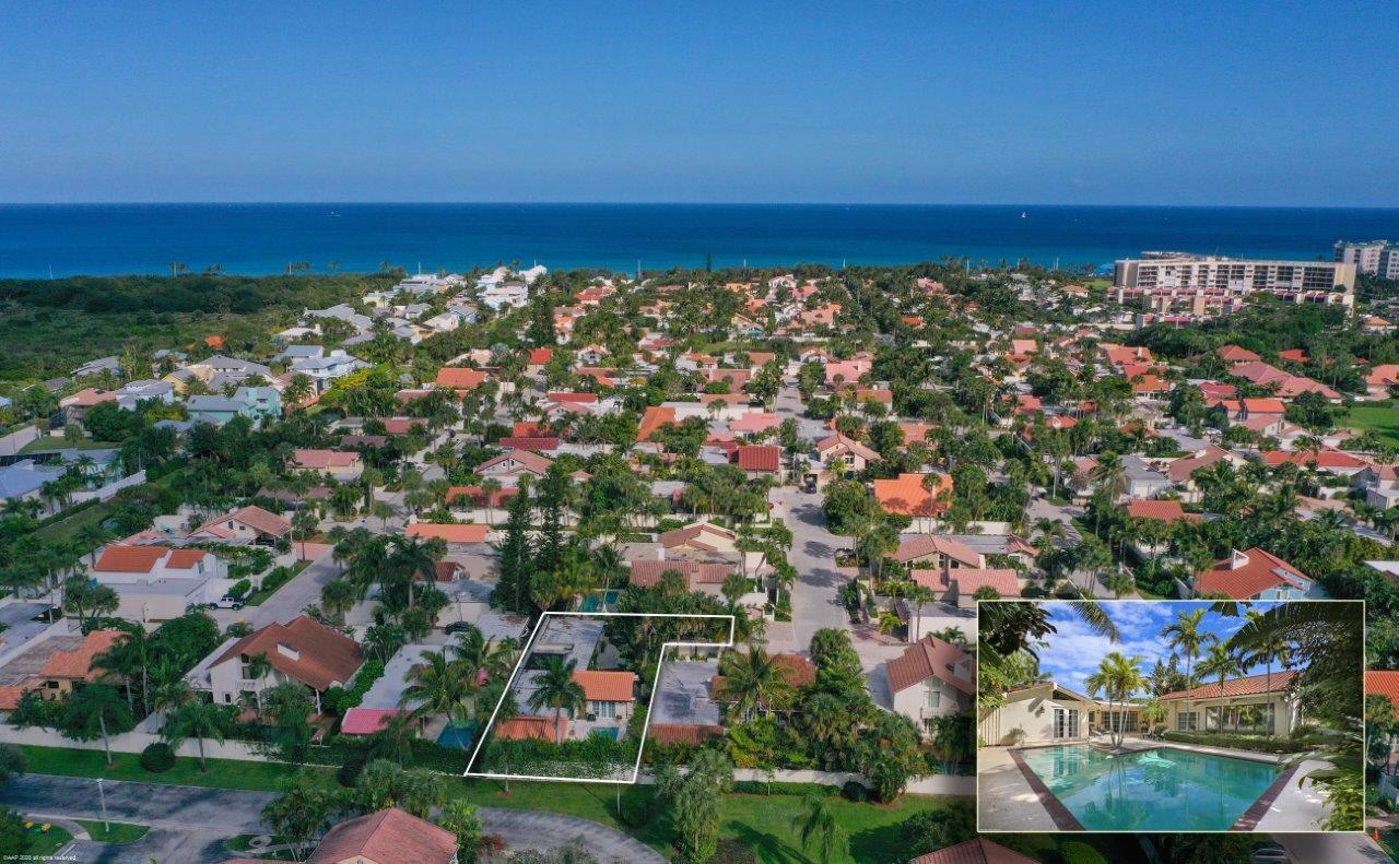Home for sale in ocean walk place Jupiter Florida