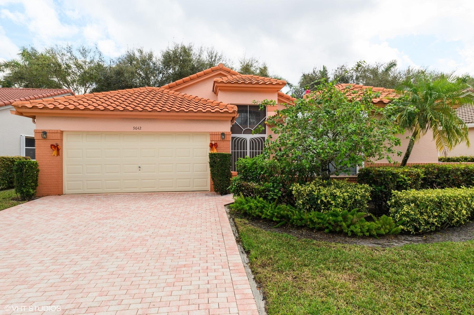 9642 Harbour Lake Circle  Boynton Beach FL 33437
