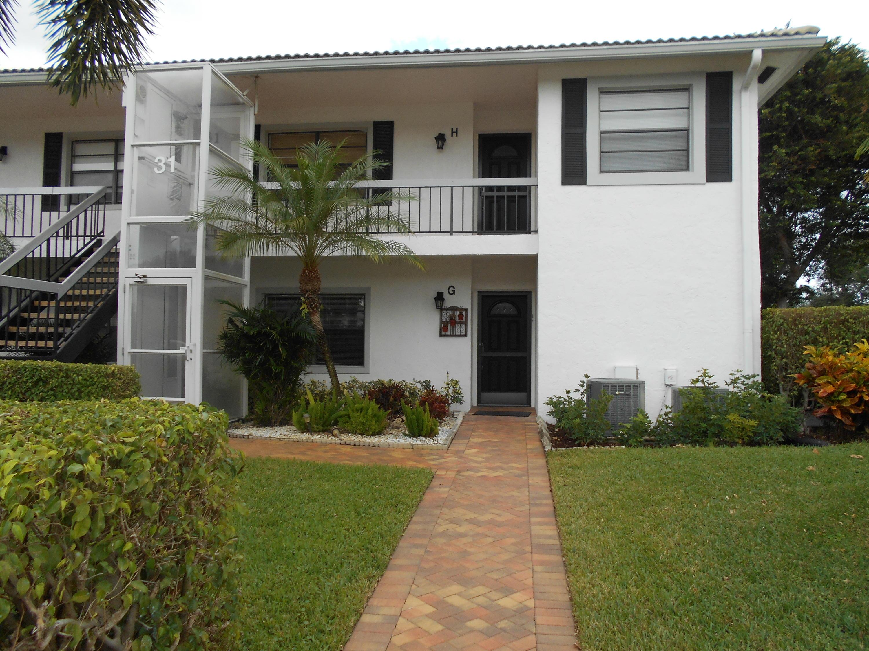 31 Stratford Lane H  Boynton Beach FL 33436
