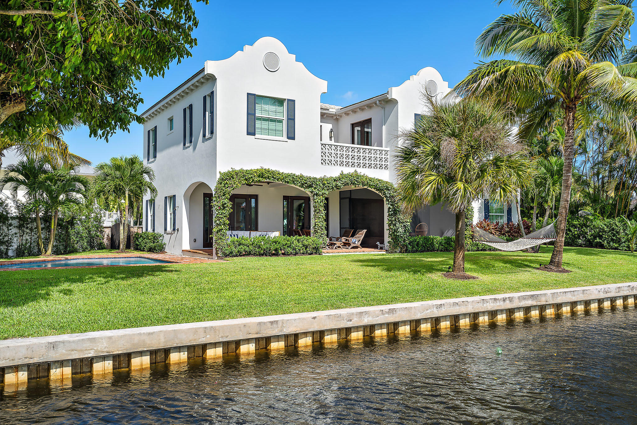 New Home for sale at 9217 Cove Point Street in Tequesta