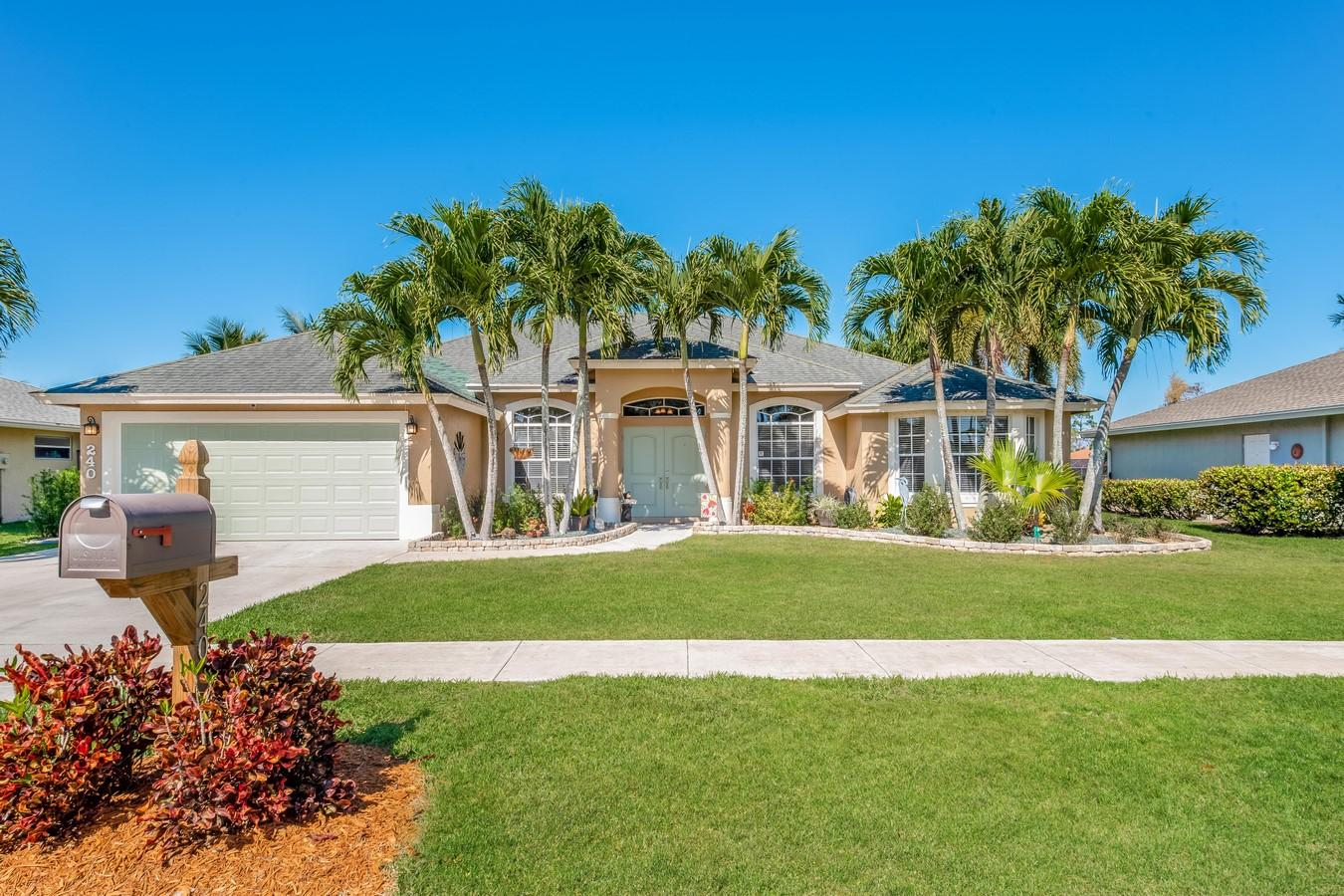 Home for sale in Saratoga At Royal Palm Royal Palm Beach Florida