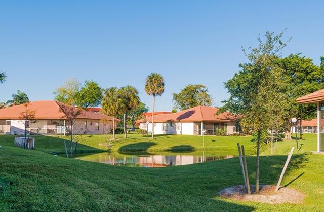Home for sale in ROSEWOOD CONDO Boca Raton Florida