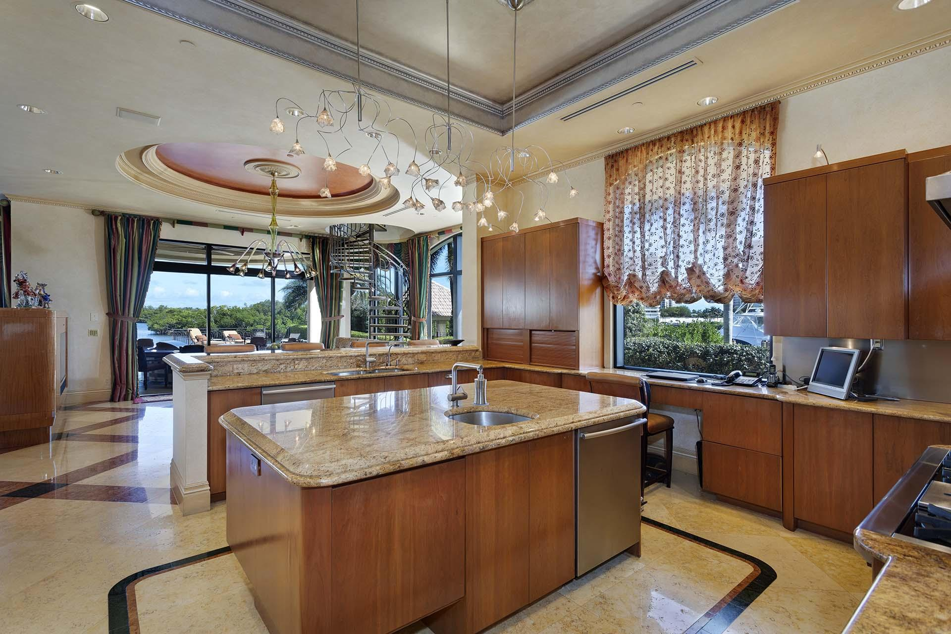 09 Kitchen Option