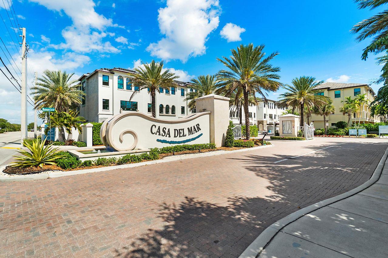 616 Windward Circle 39  Boynton Beach FL 33435