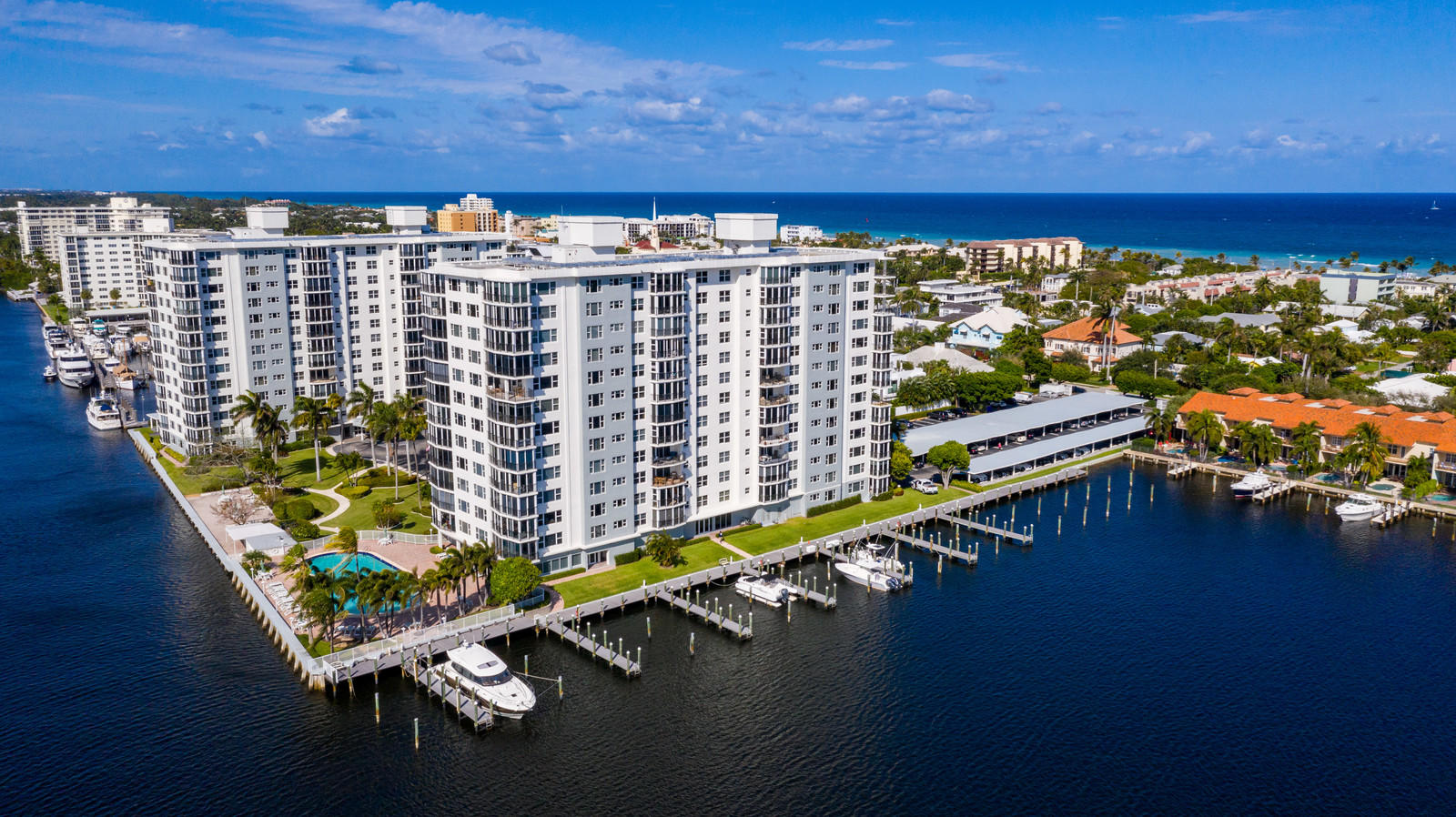 Home for sale in Seagate Towers Delray Beach Florida