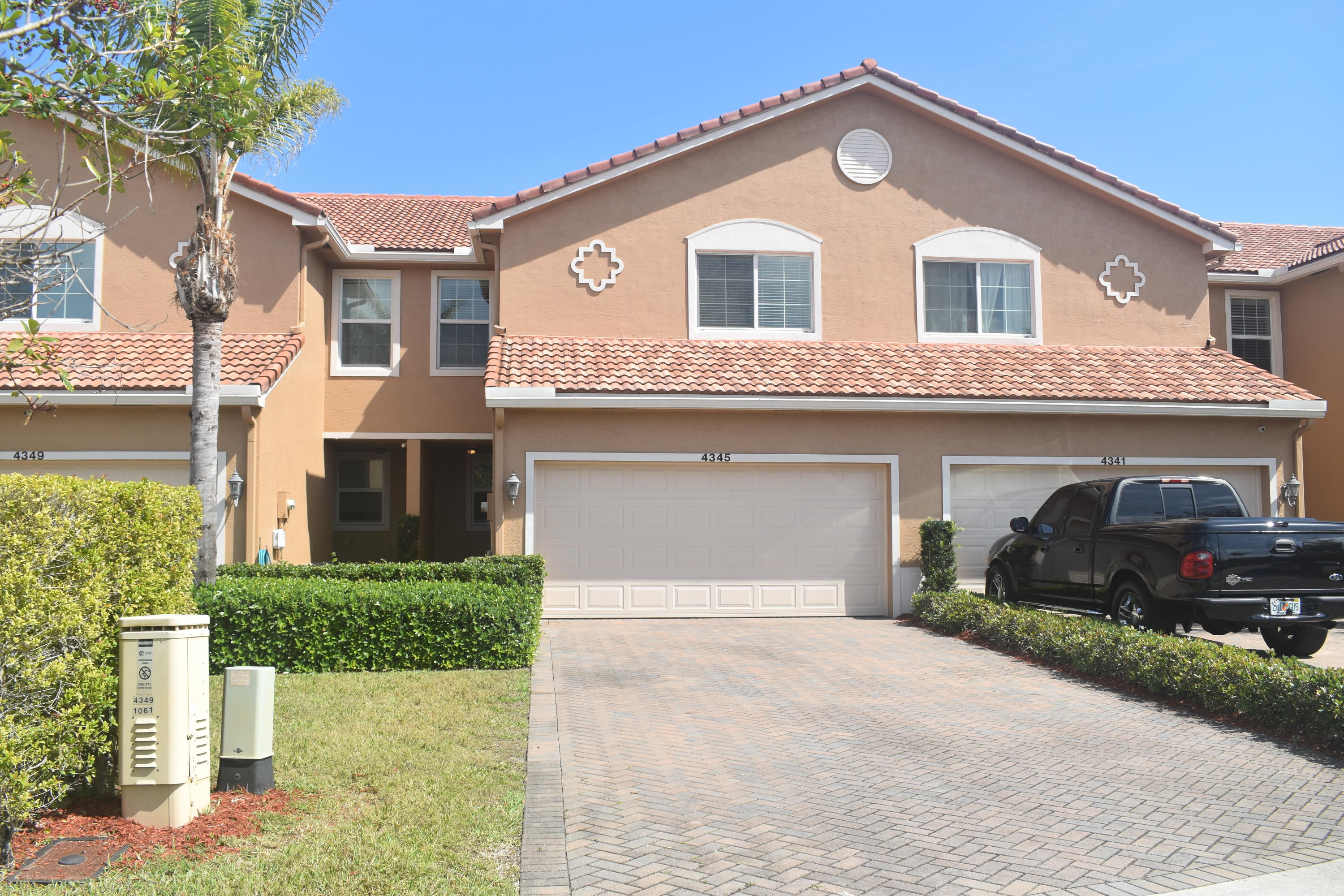 Home for sale in Colony Lake Townhomes Lake Worth Florida