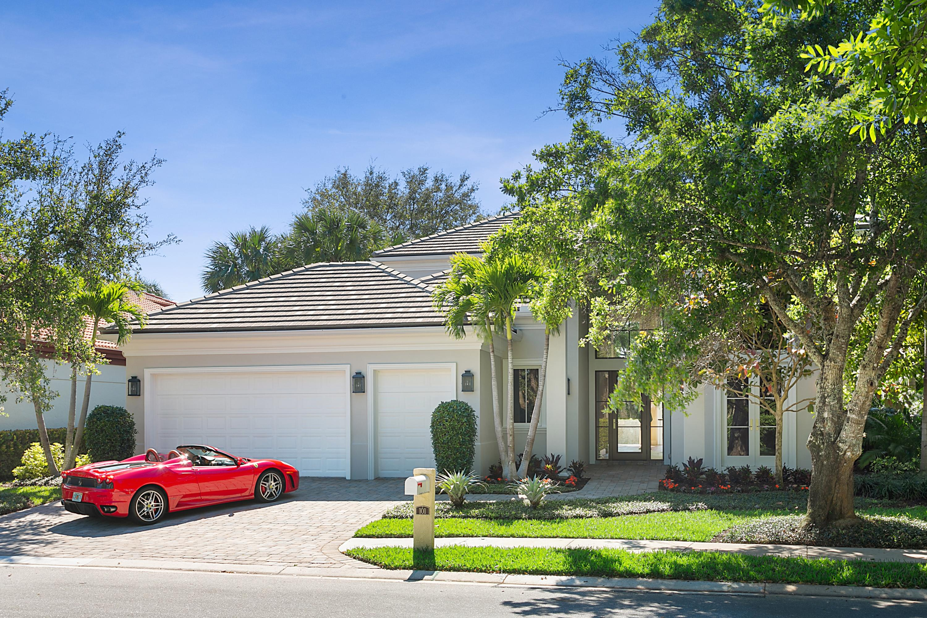 Home for sale in Loxahathcee Club Jupiter Florida