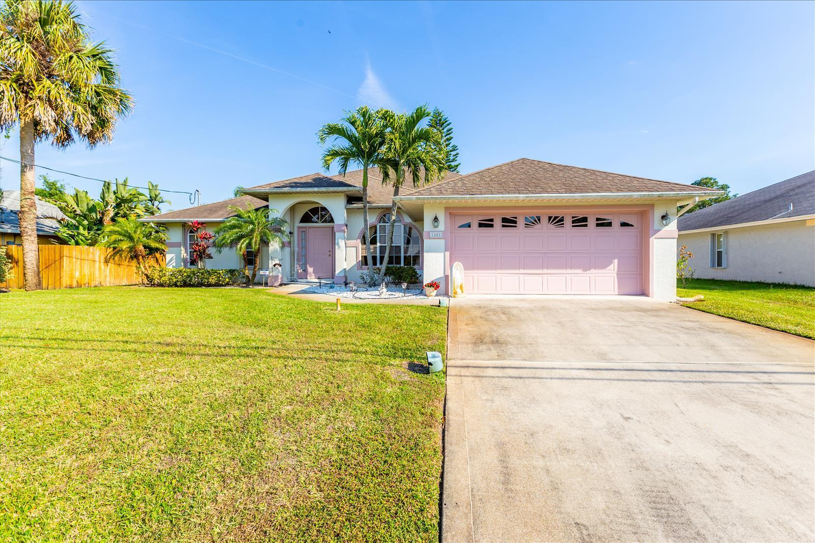 1881 SW Renfro Street Port Saint Lucie, FL 34953
