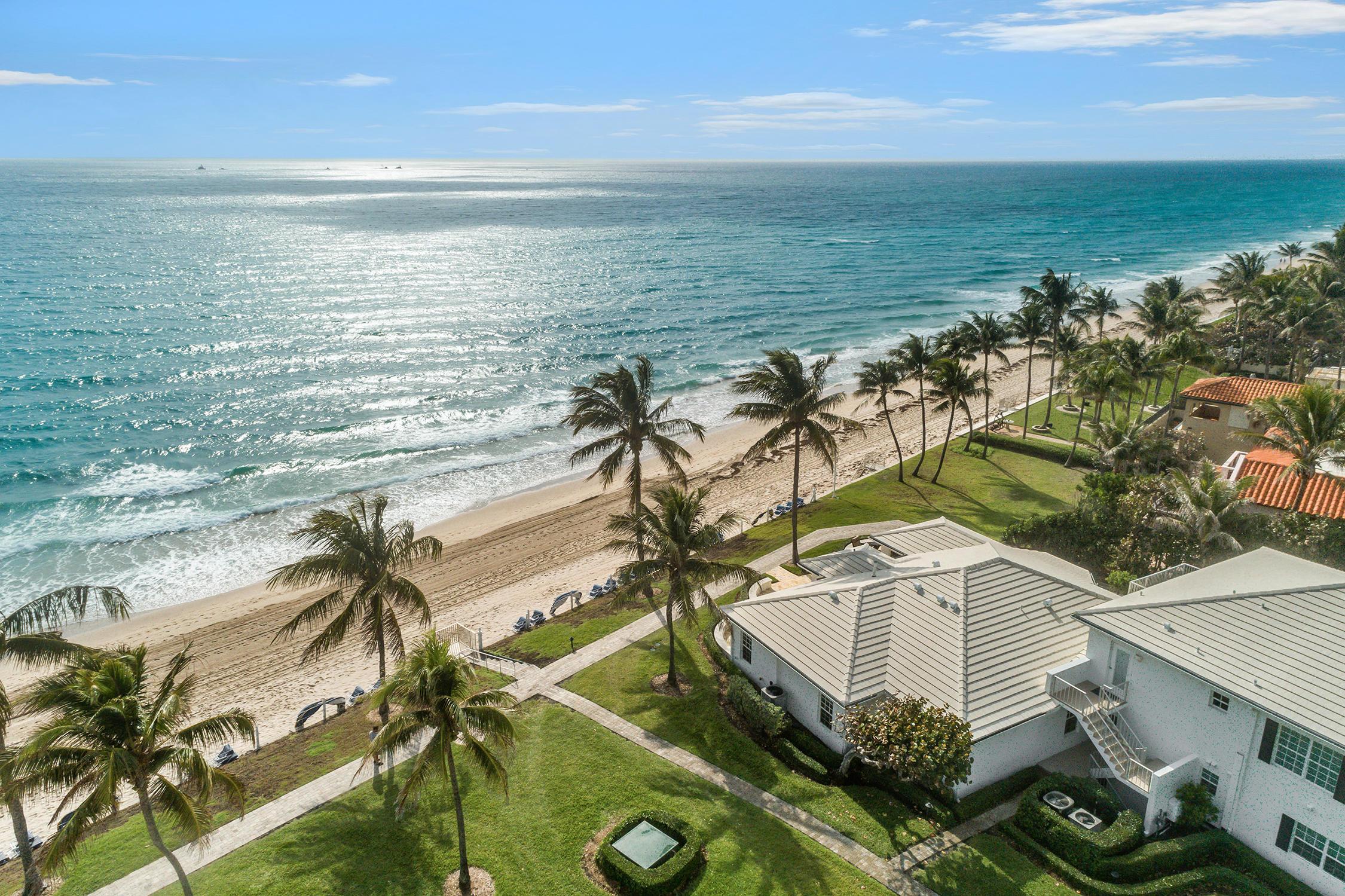 550 S Ocean Boulevard 101 E  Manalapan FL 33462
