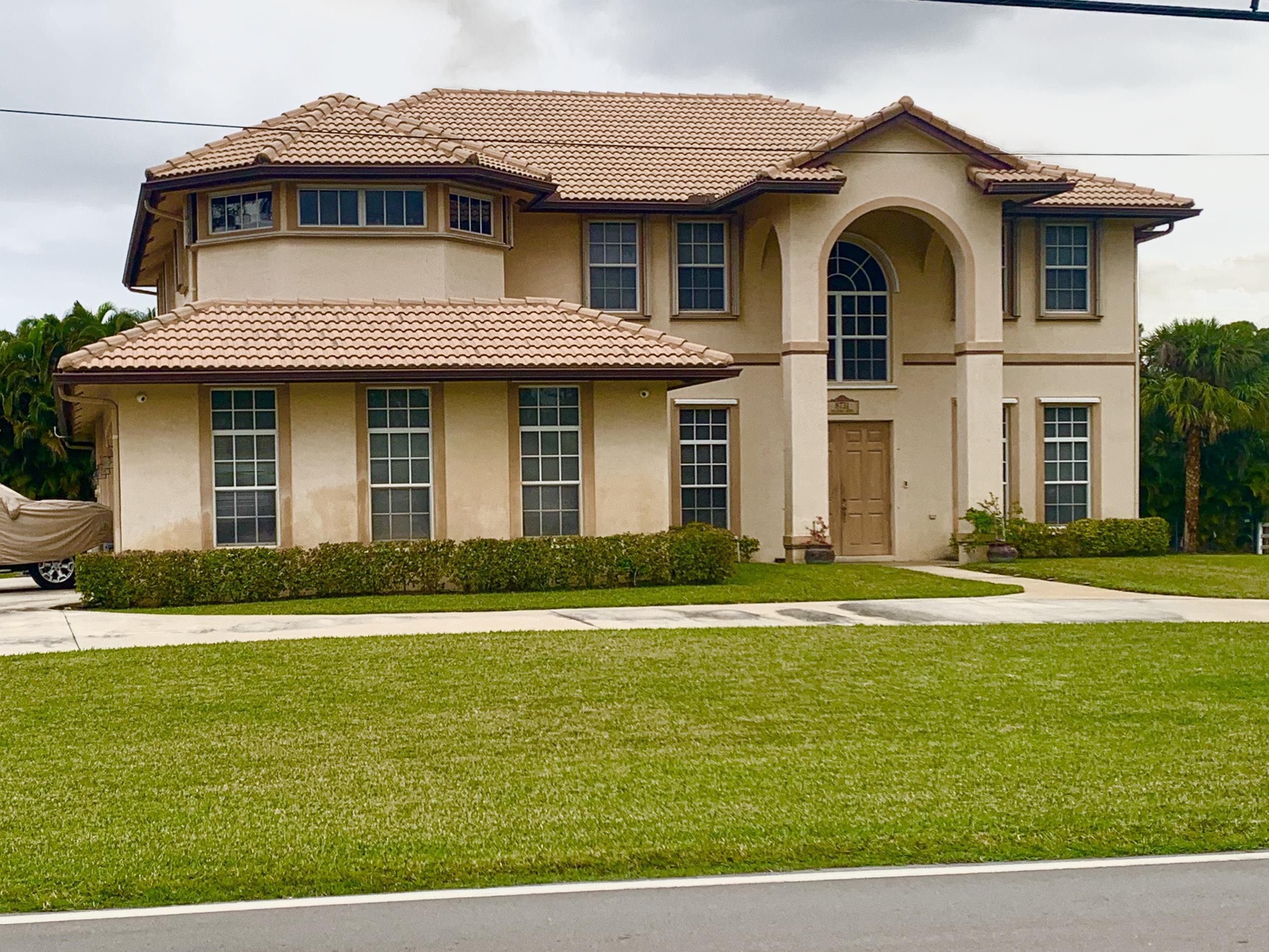 8731 Palomino Drive Lake Worth, FL 33467