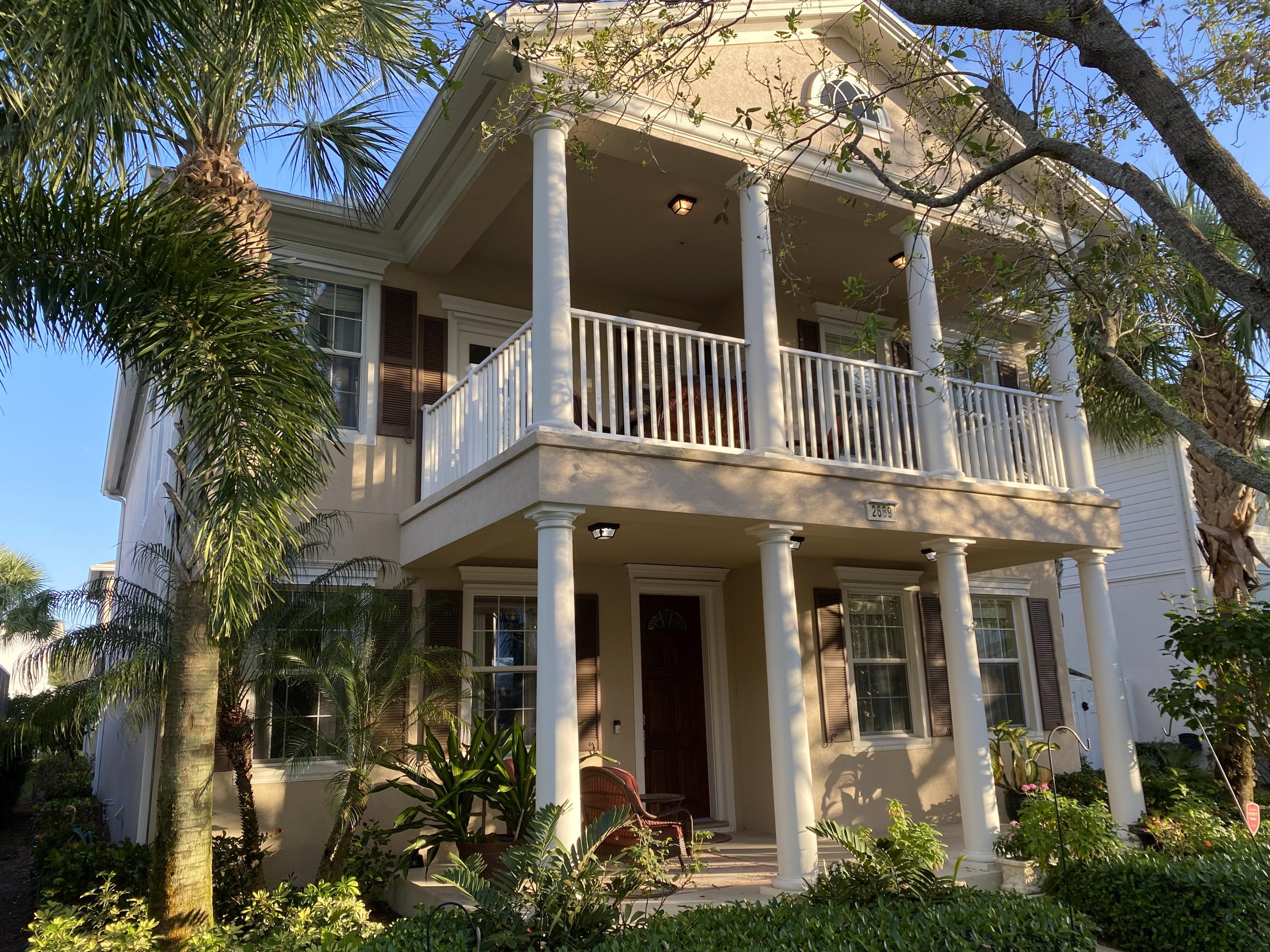 New Home for sale at 2689 Community Drive in Jupiter